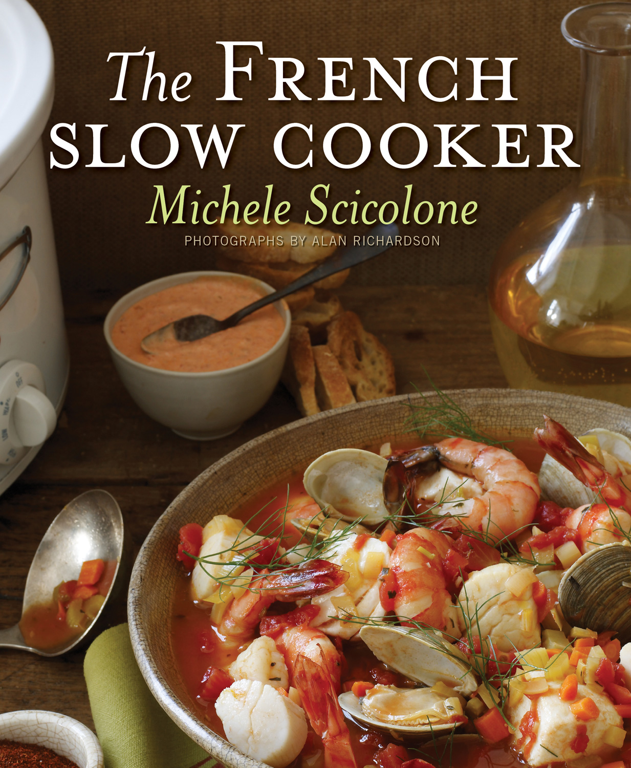 The French Slow Cooker-9780547508047
