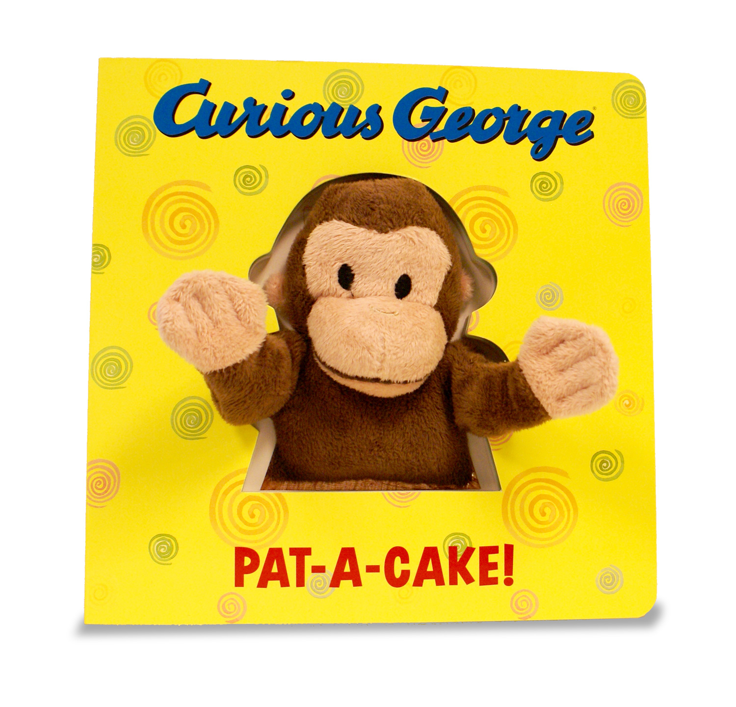 Curious George Pat-A-Cake-9780547516899