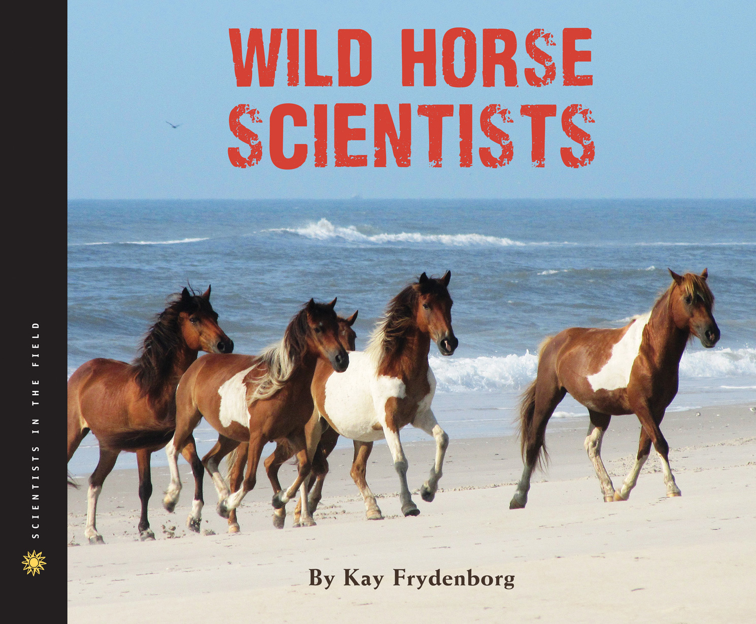 Wild Horse Scientists-9780547518312