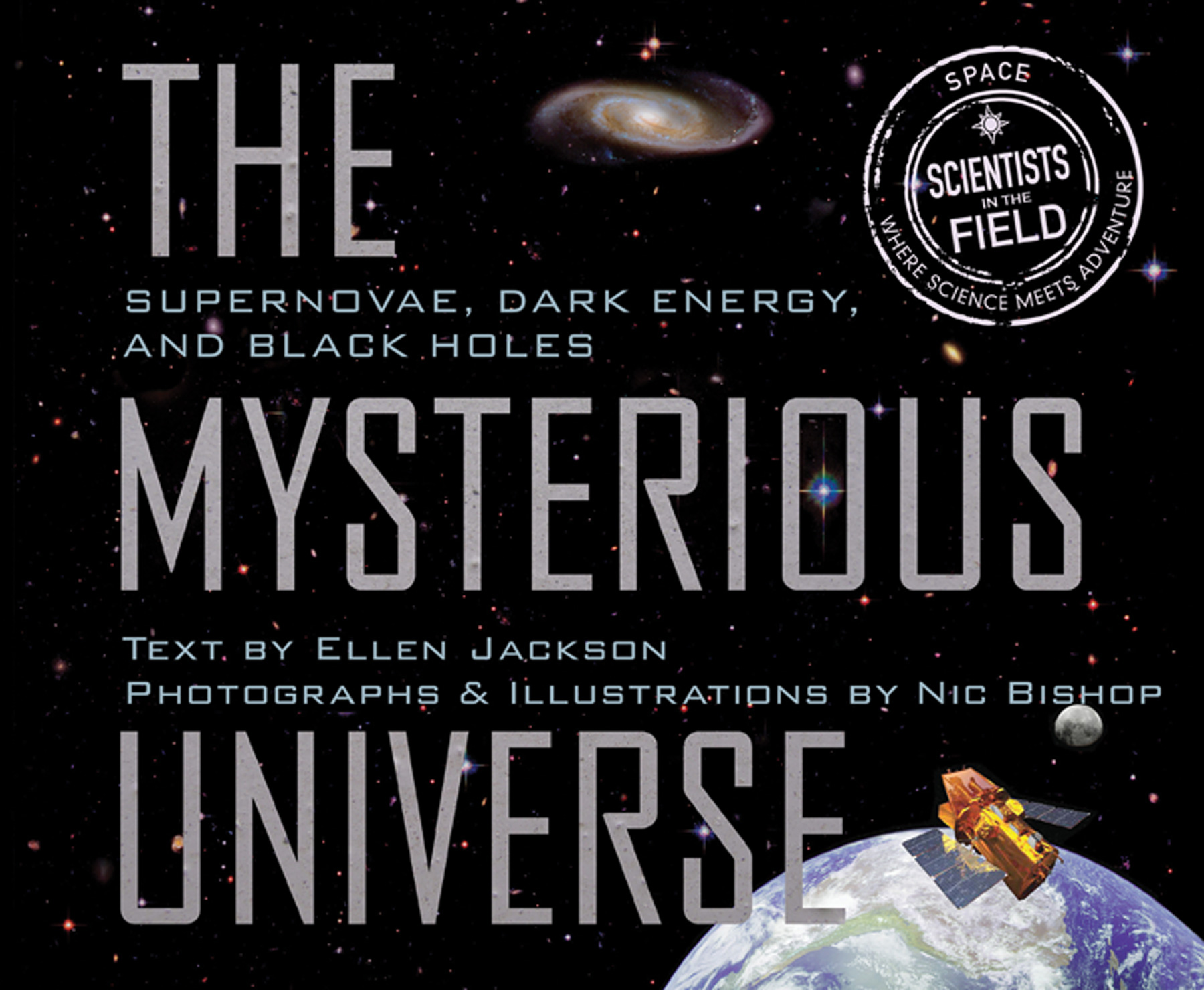 Mysterious Universe-9780547519920