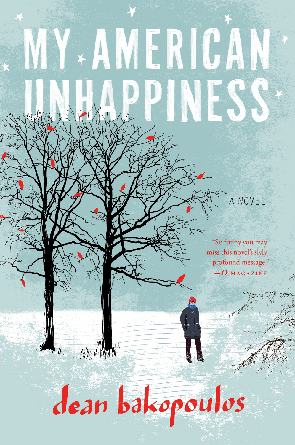 My American Unhappiness-9780547549101