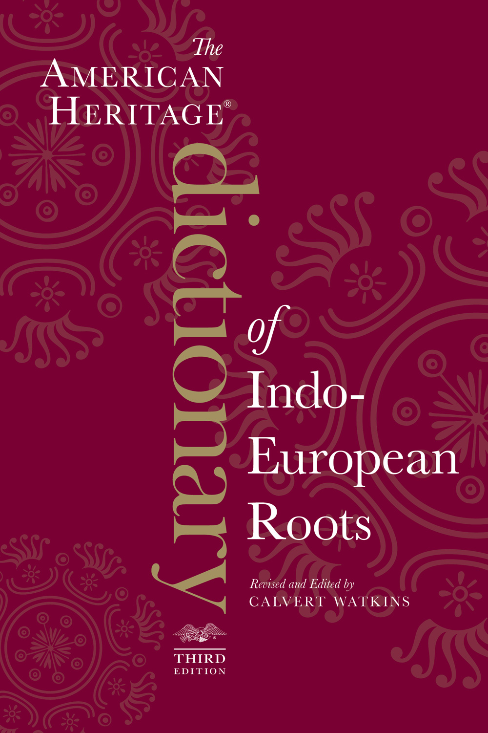 The American Heritage Dictionary of Indo-European Roots, Third Edition-9780547549446