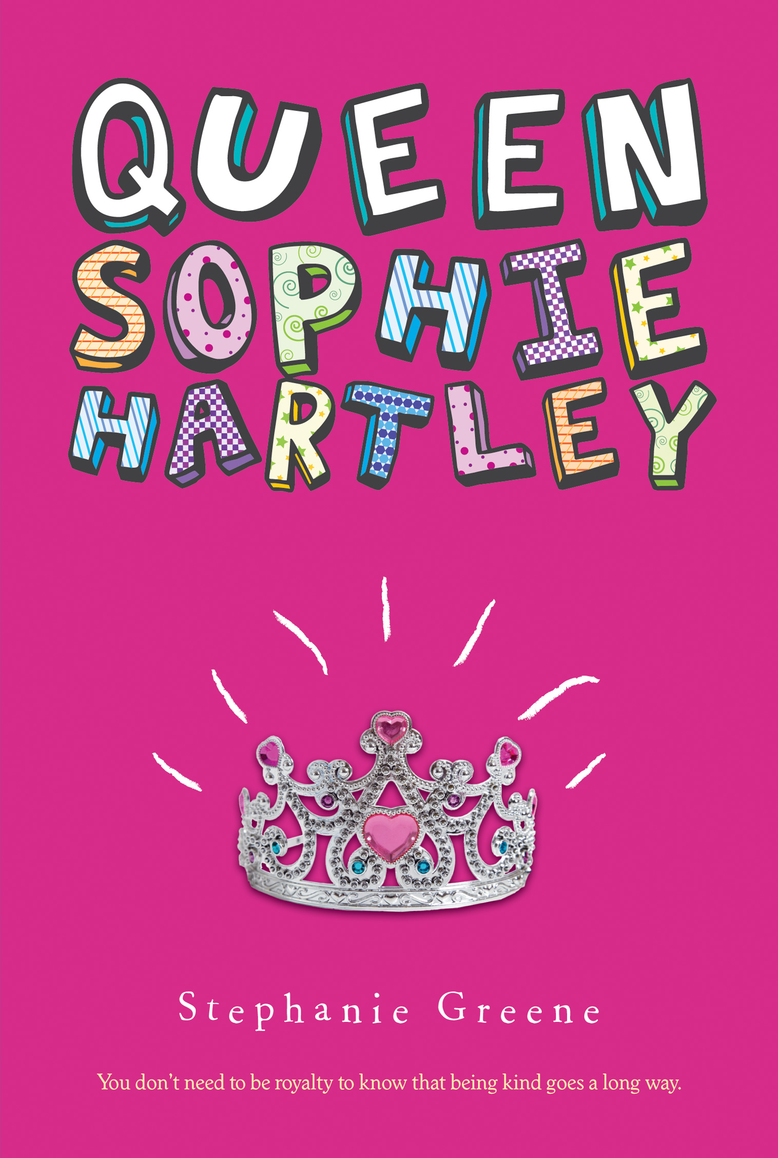 Queen Sophie Hartley-9780547550213