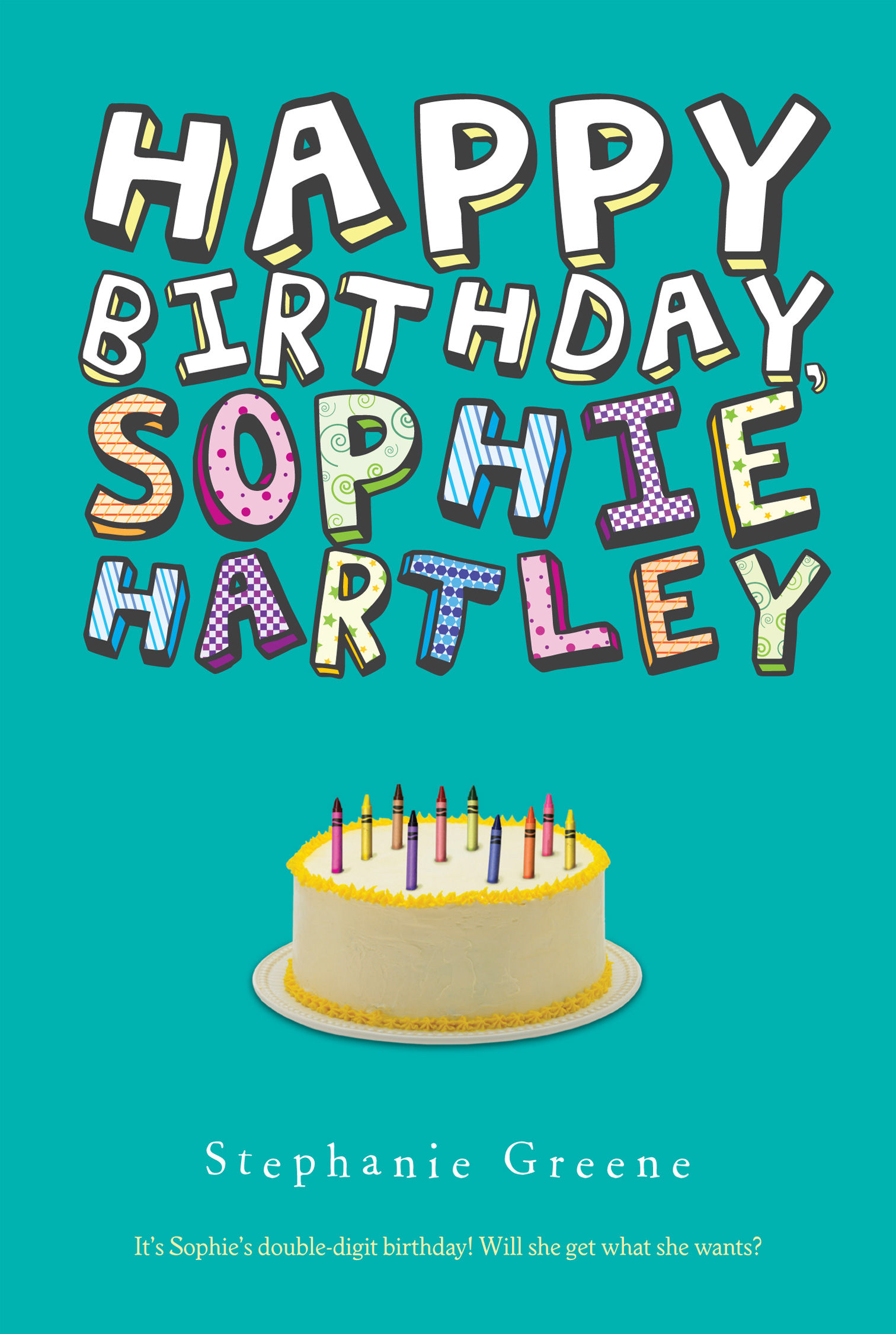 Happy Birthday, Sophie Hartley-9780547550251