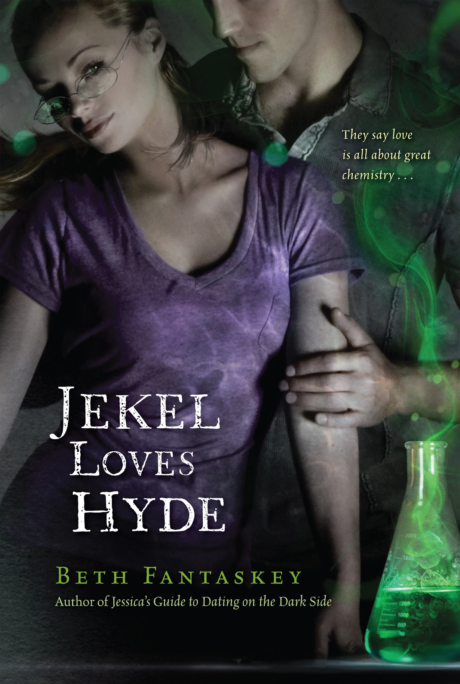 Jekel Loves Hyde-9780547550275