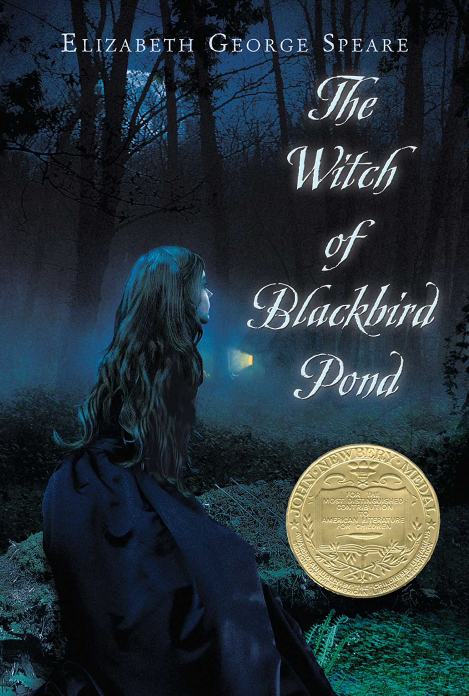 The Witch of Blackbird Pond-9780547550299