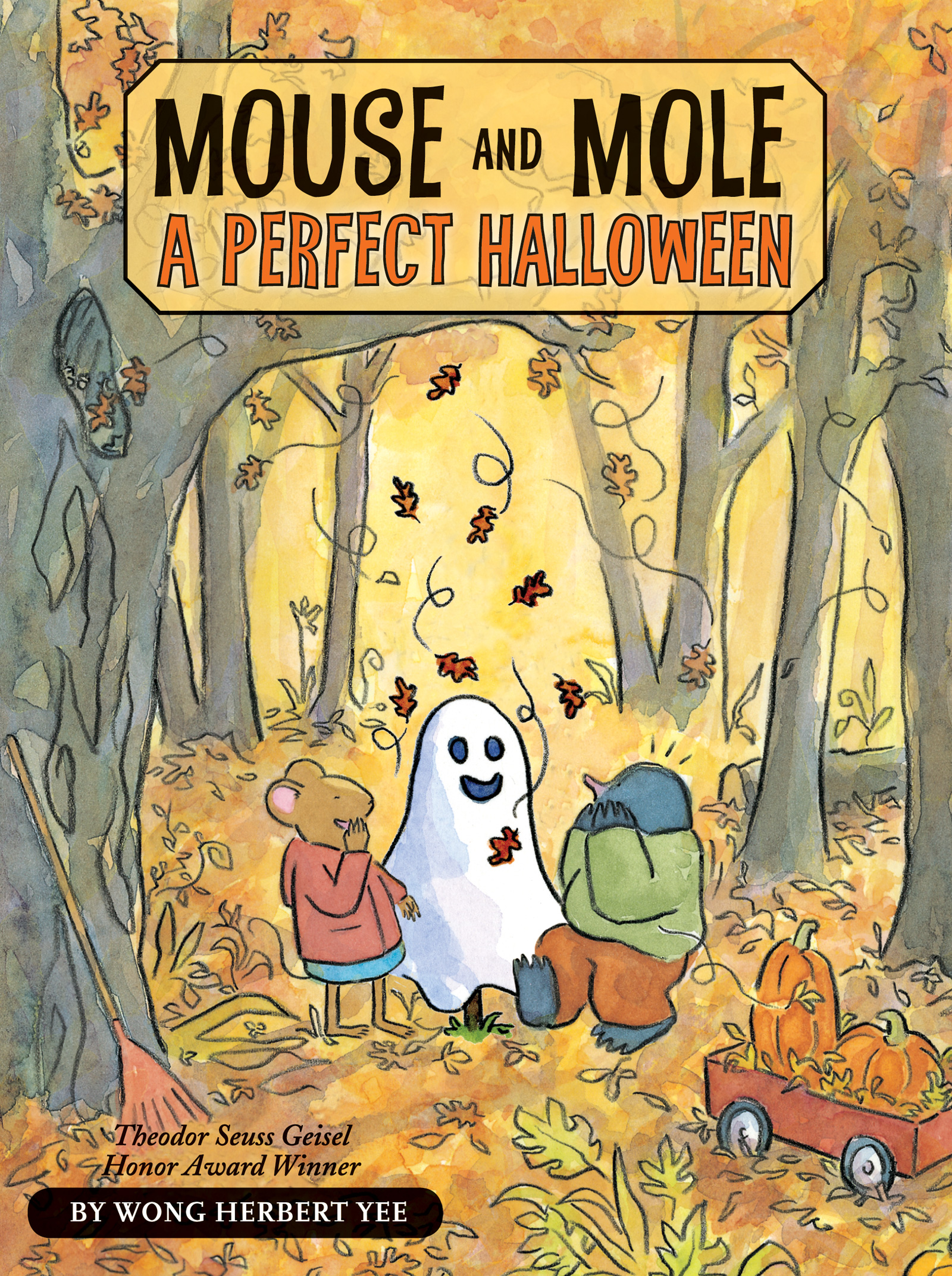 Mouse and Mole: A Perfect Halloween-9780547551524
