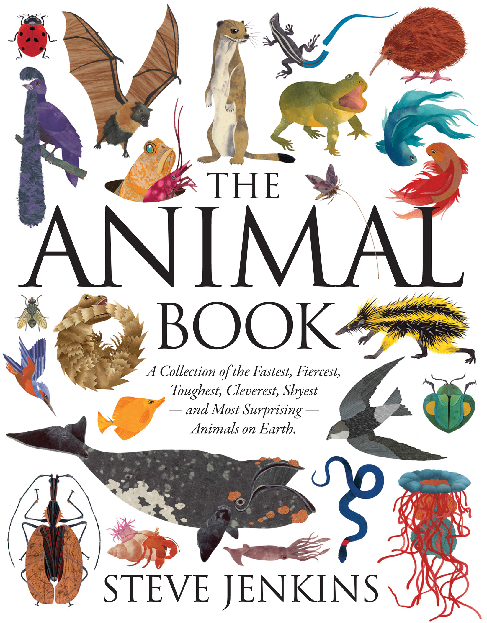 The Animal Book-9780547557991