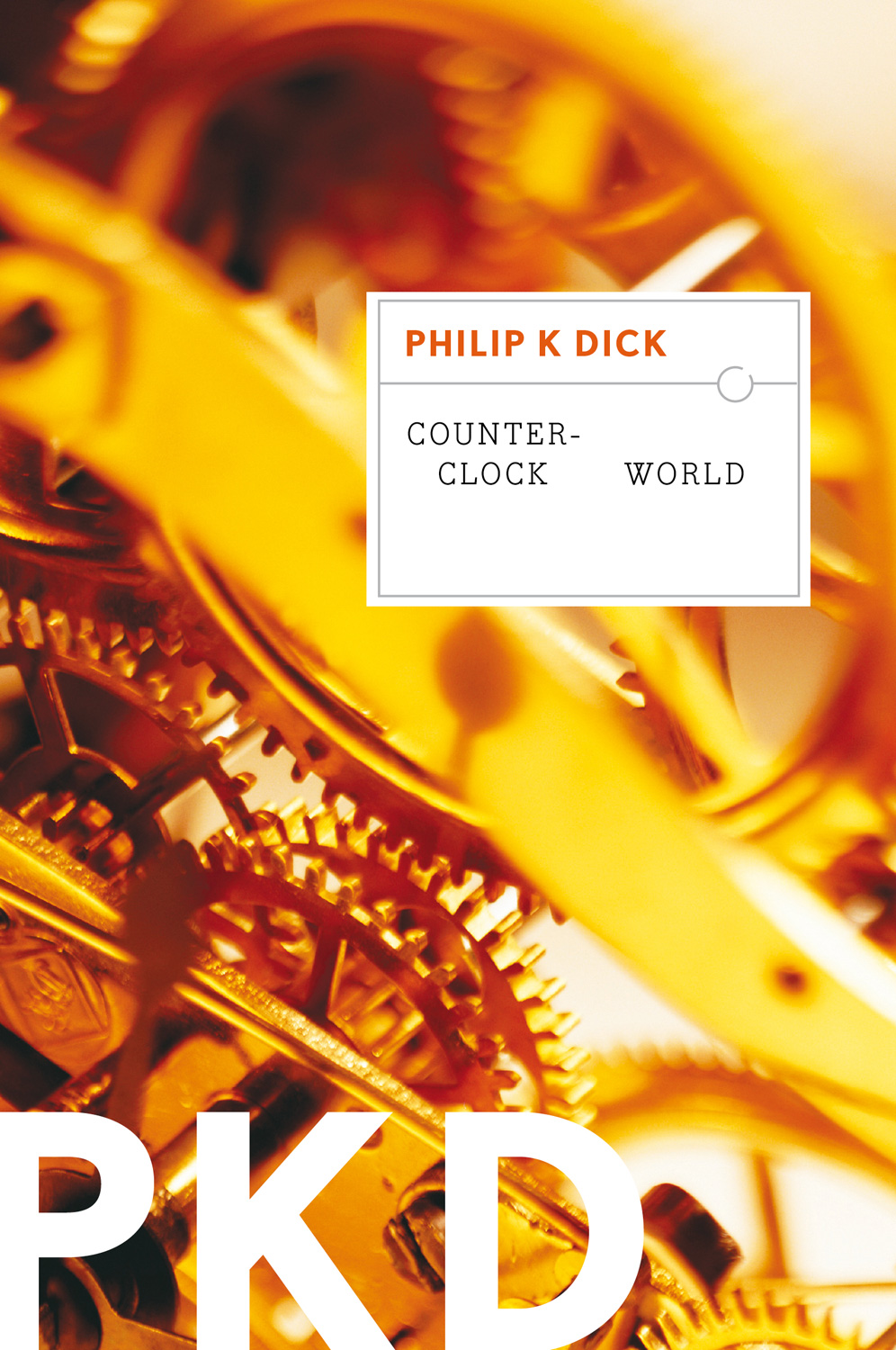 Counter-Clock World-9780547572192