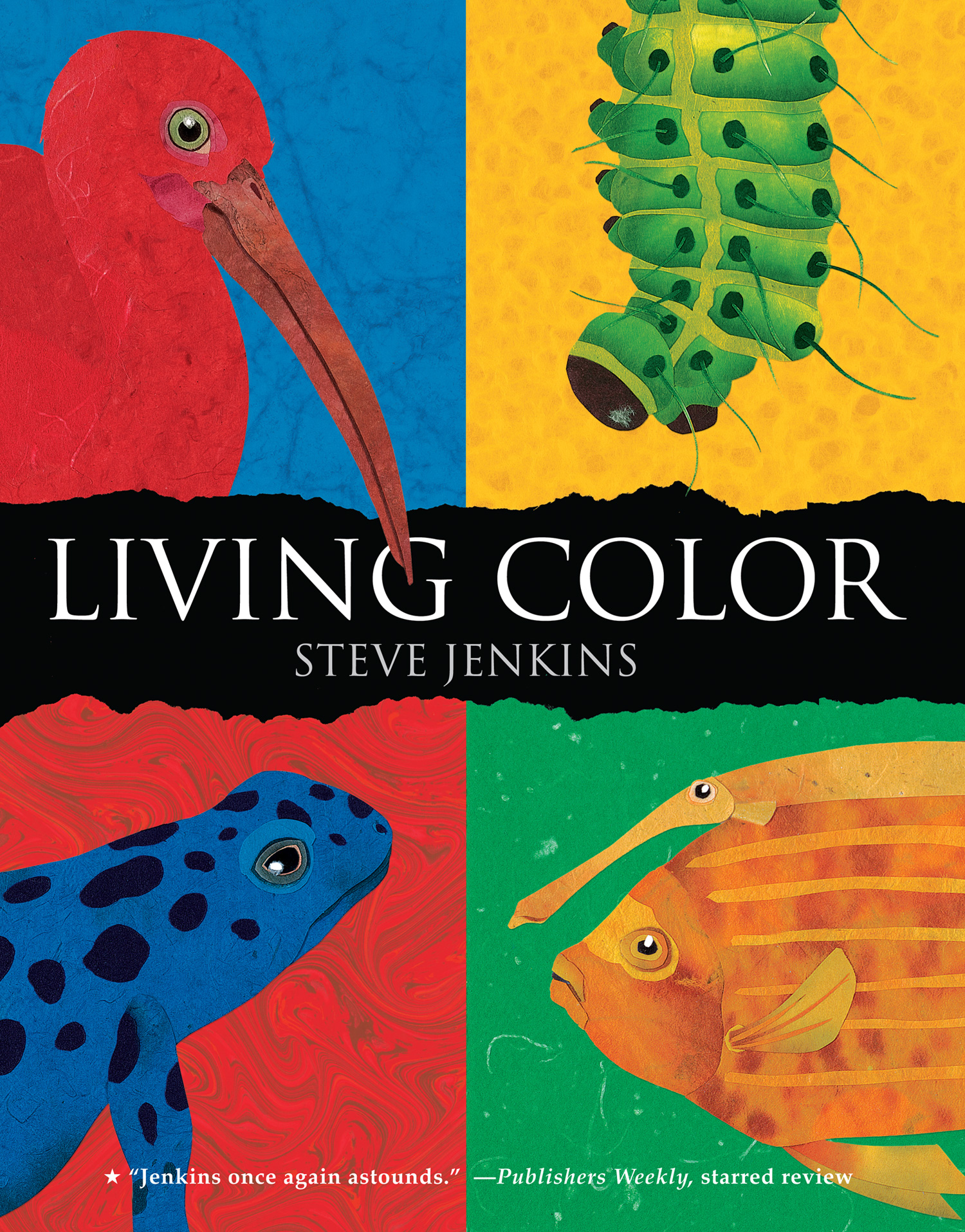 Living Color-9780547576824