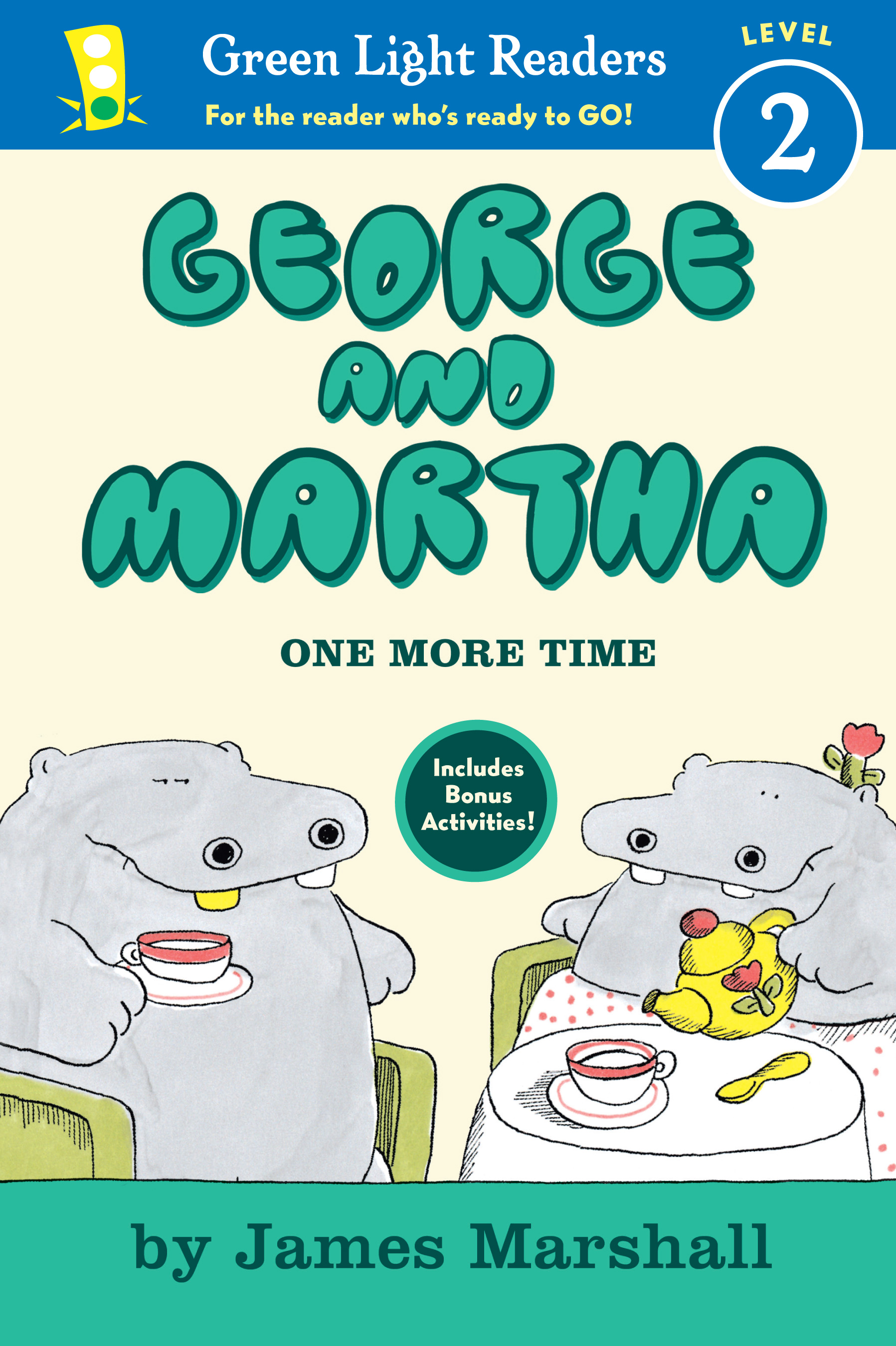 George and Martha: One More Time Early Reader-9780547576893