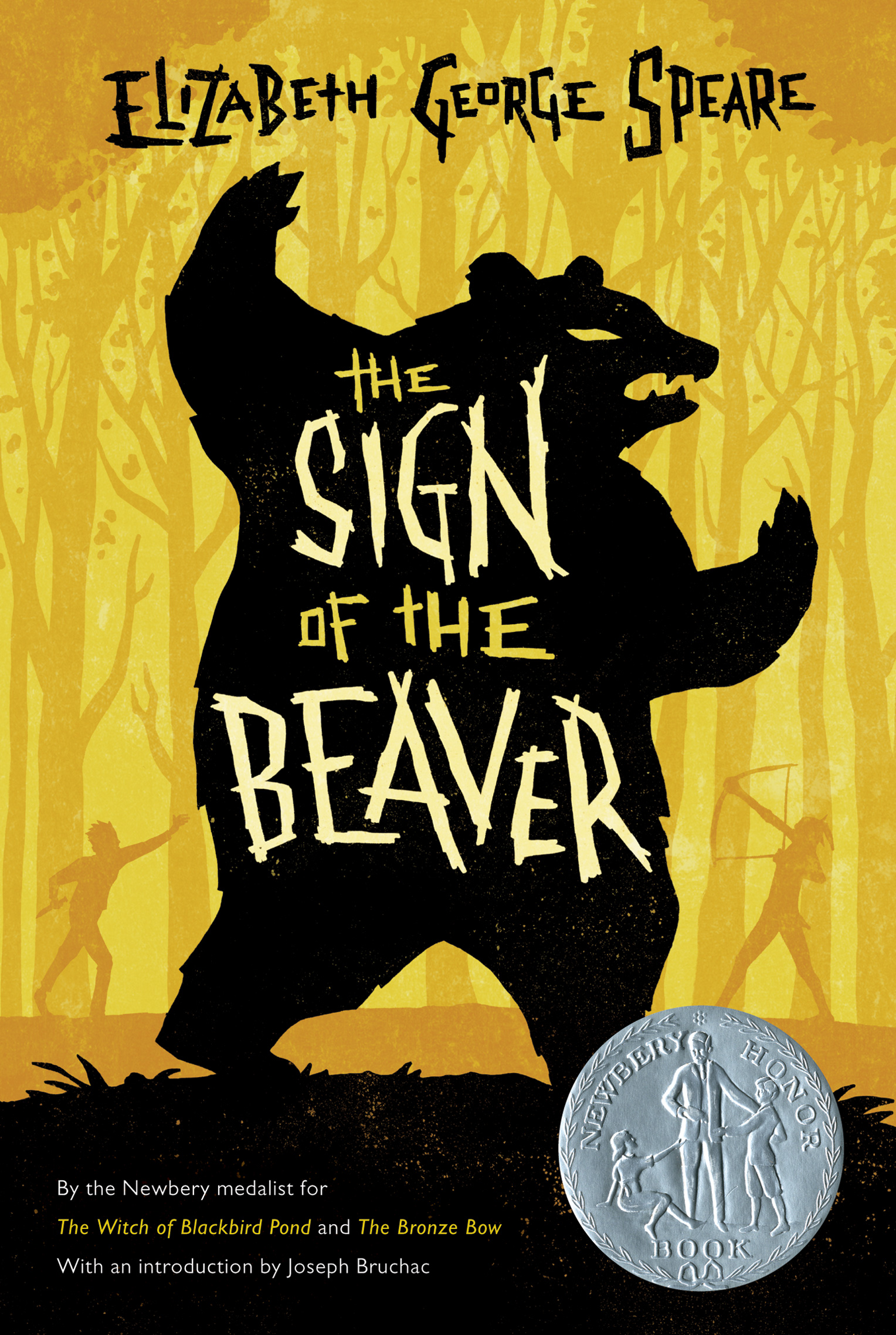 The Sign of the Beaver-9780547577111