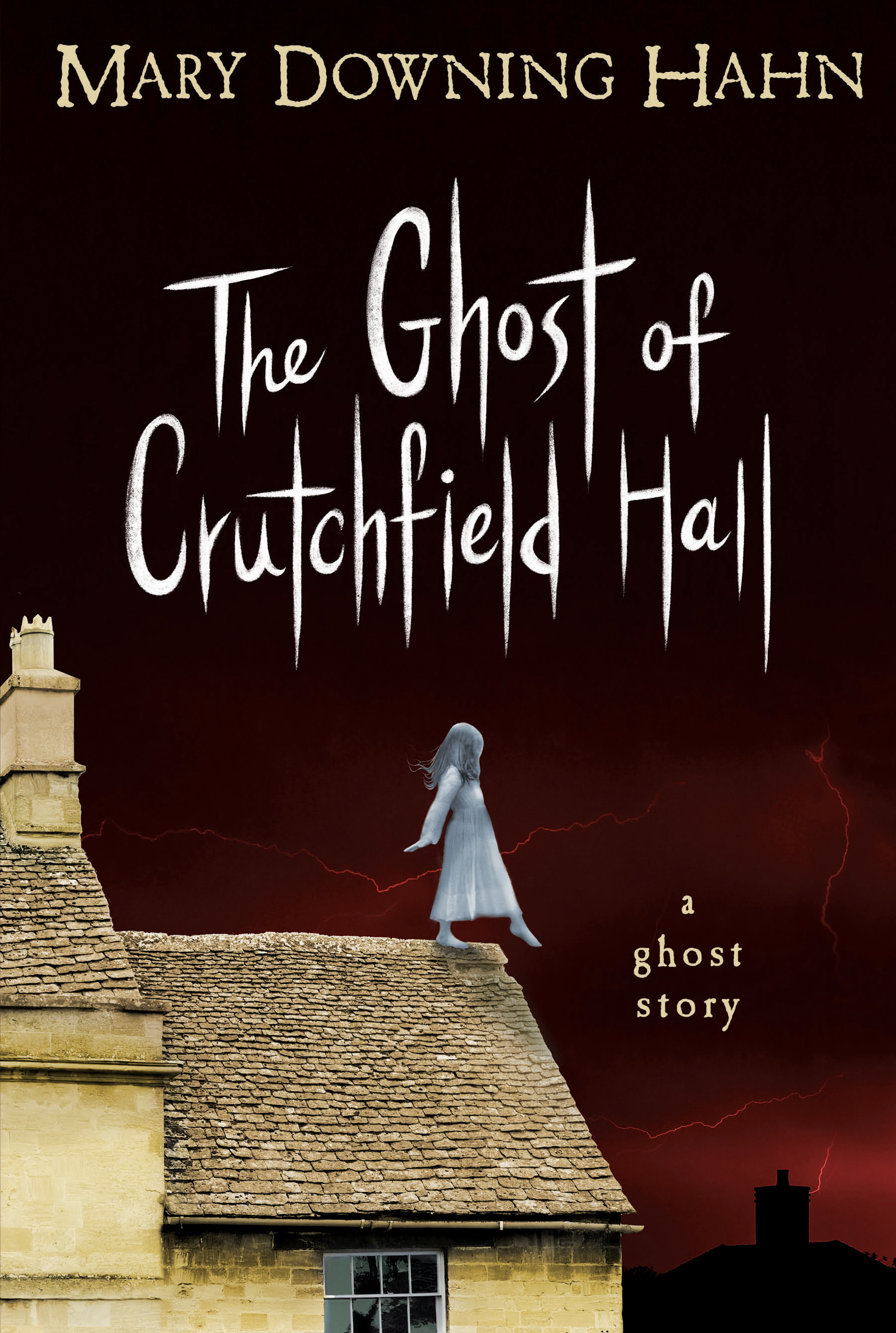 The Ghost of Crutchfield Hall-9780547577159