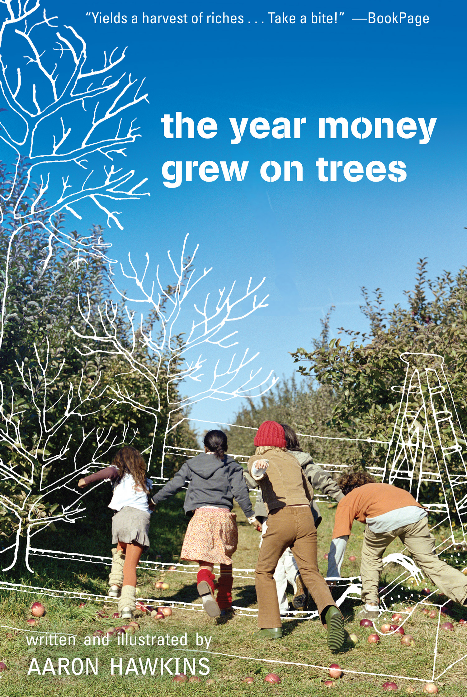 The Year Money Grew on Trees-9780547577166