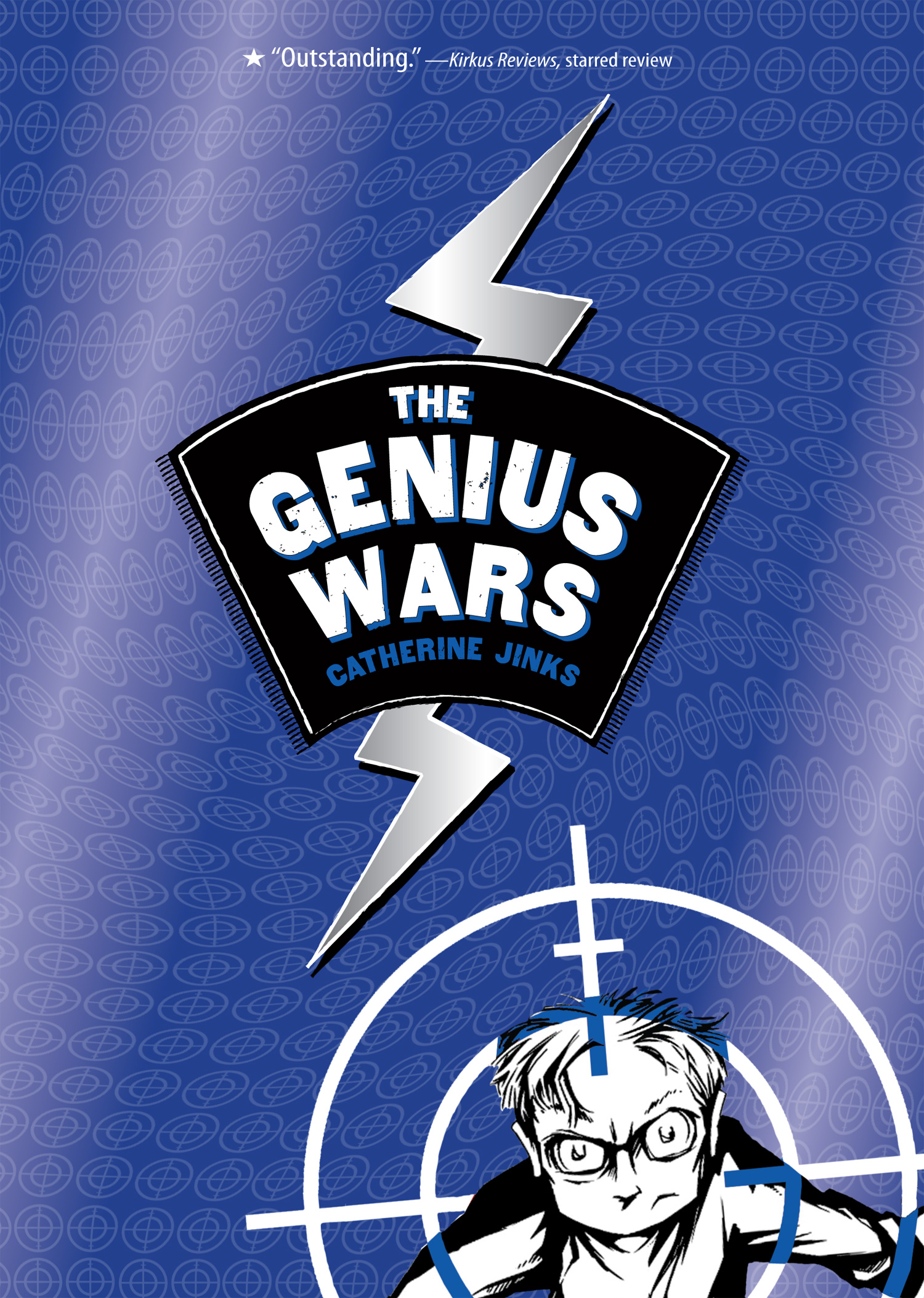 The Genius Wars-9780547577272