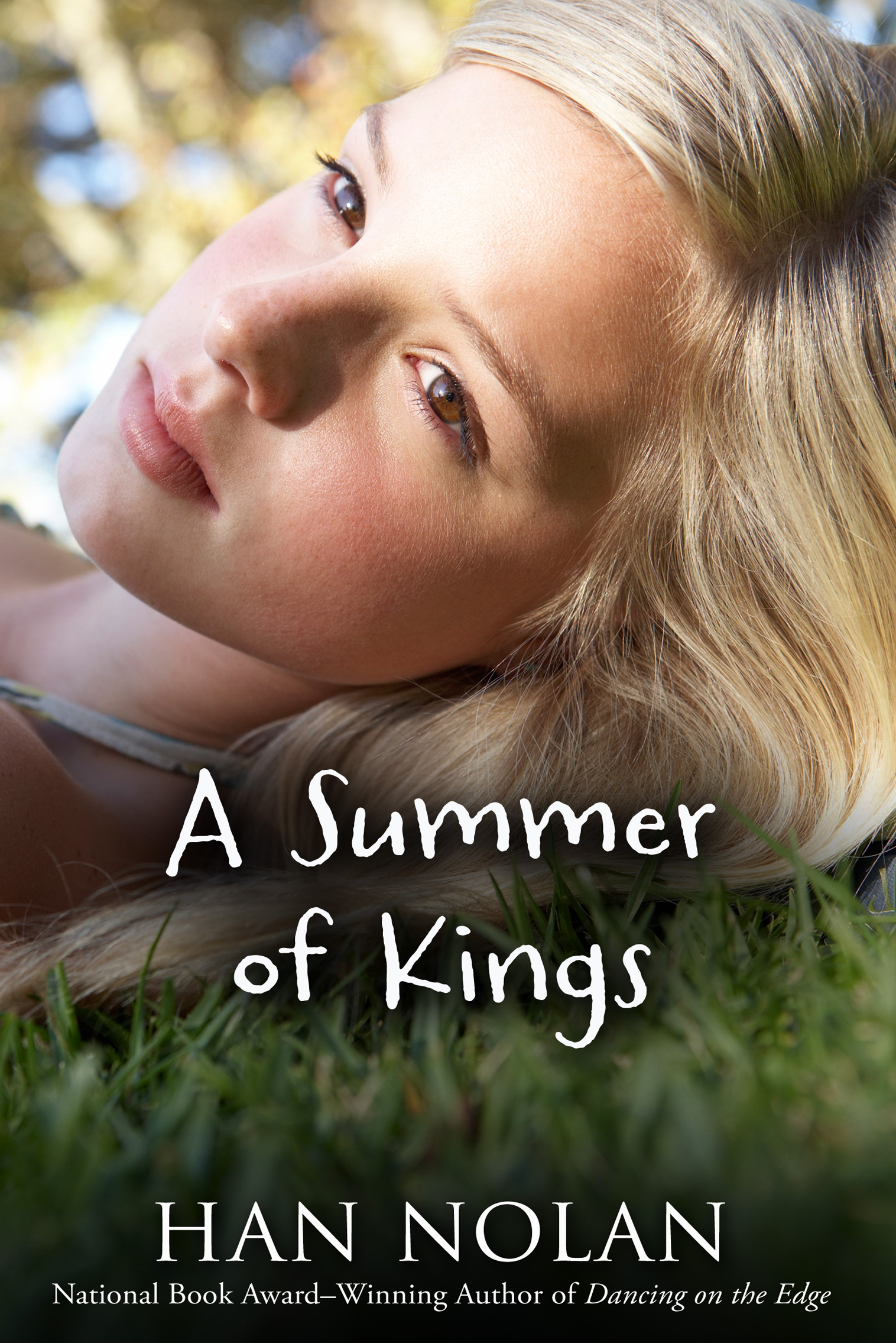A Summer of Kings-9780547577302