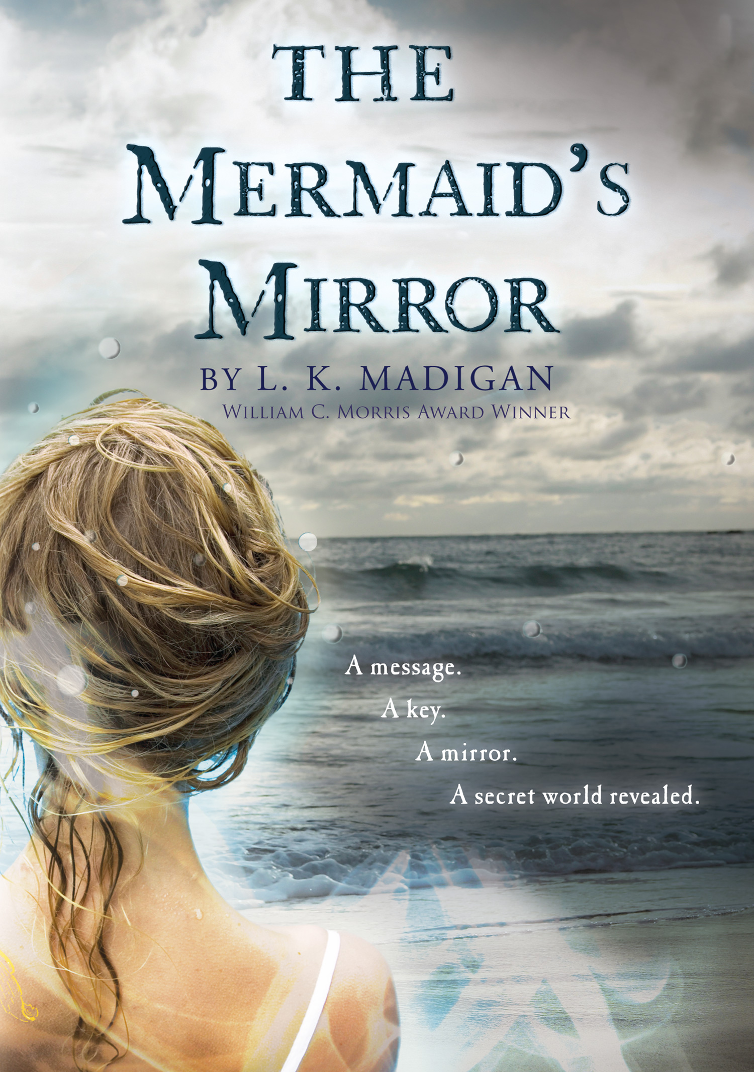 The Mermaid's Mirror-9780547577357