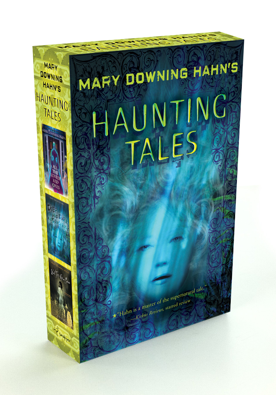 Mary Downing Hahn's Haunting Tales-9780547612201
