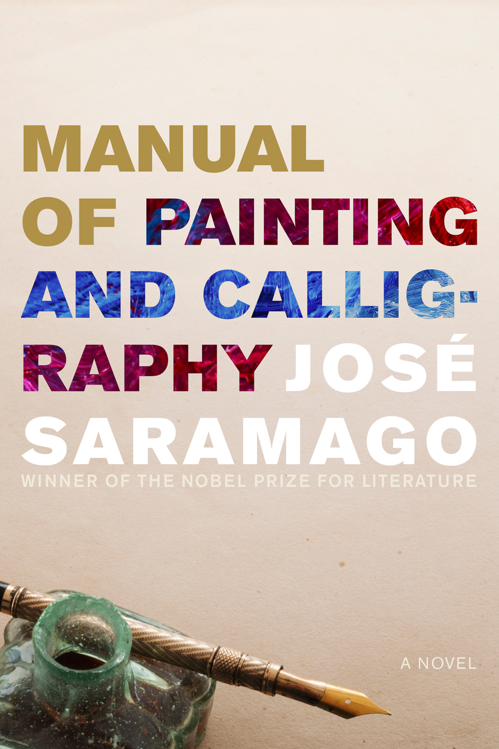 Manual of Painting and Calligraphy-9780547640228