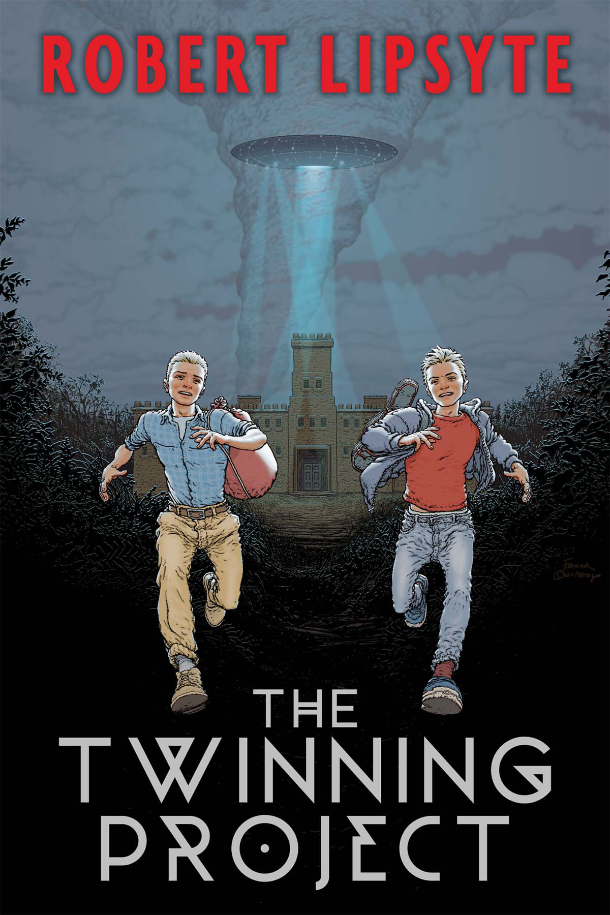 The Twinning Project-9780547645711