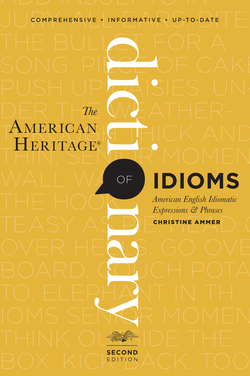 The American Heritage Dictionary of Idioms, Second Edition-9780547676586