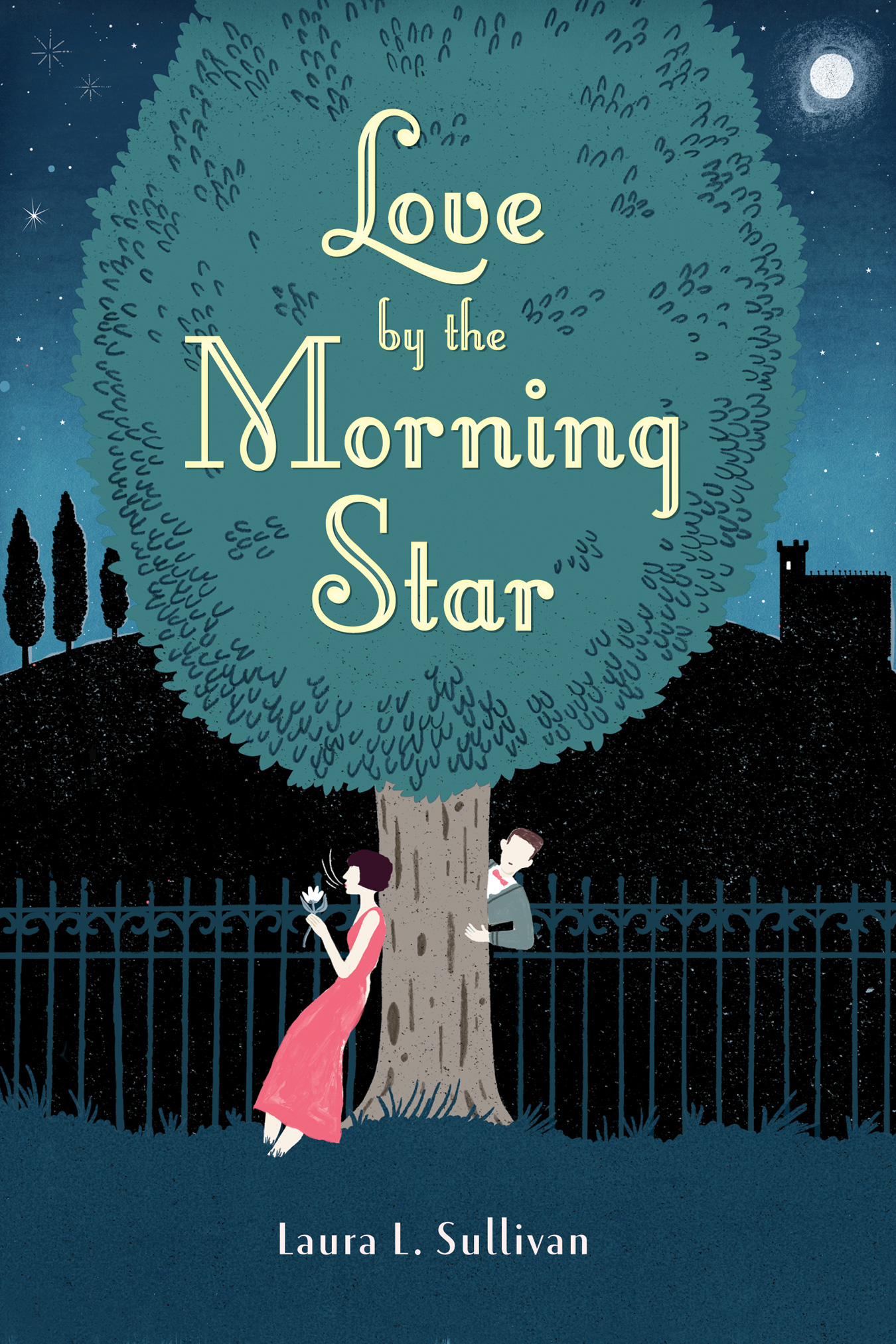 Love by the Morning Star-9780547689517