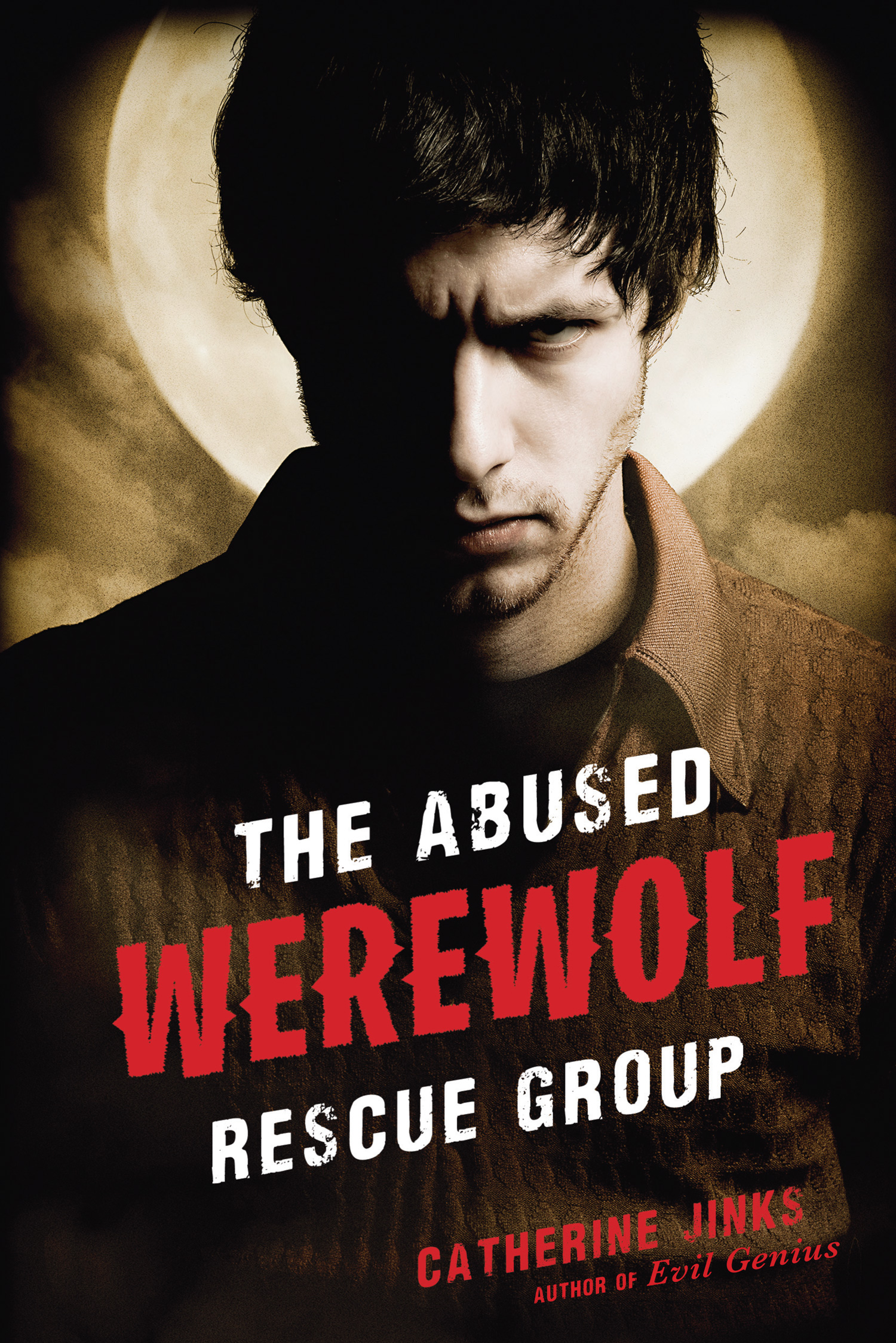 The Abused Werewolf Rescue Group-9780547721958