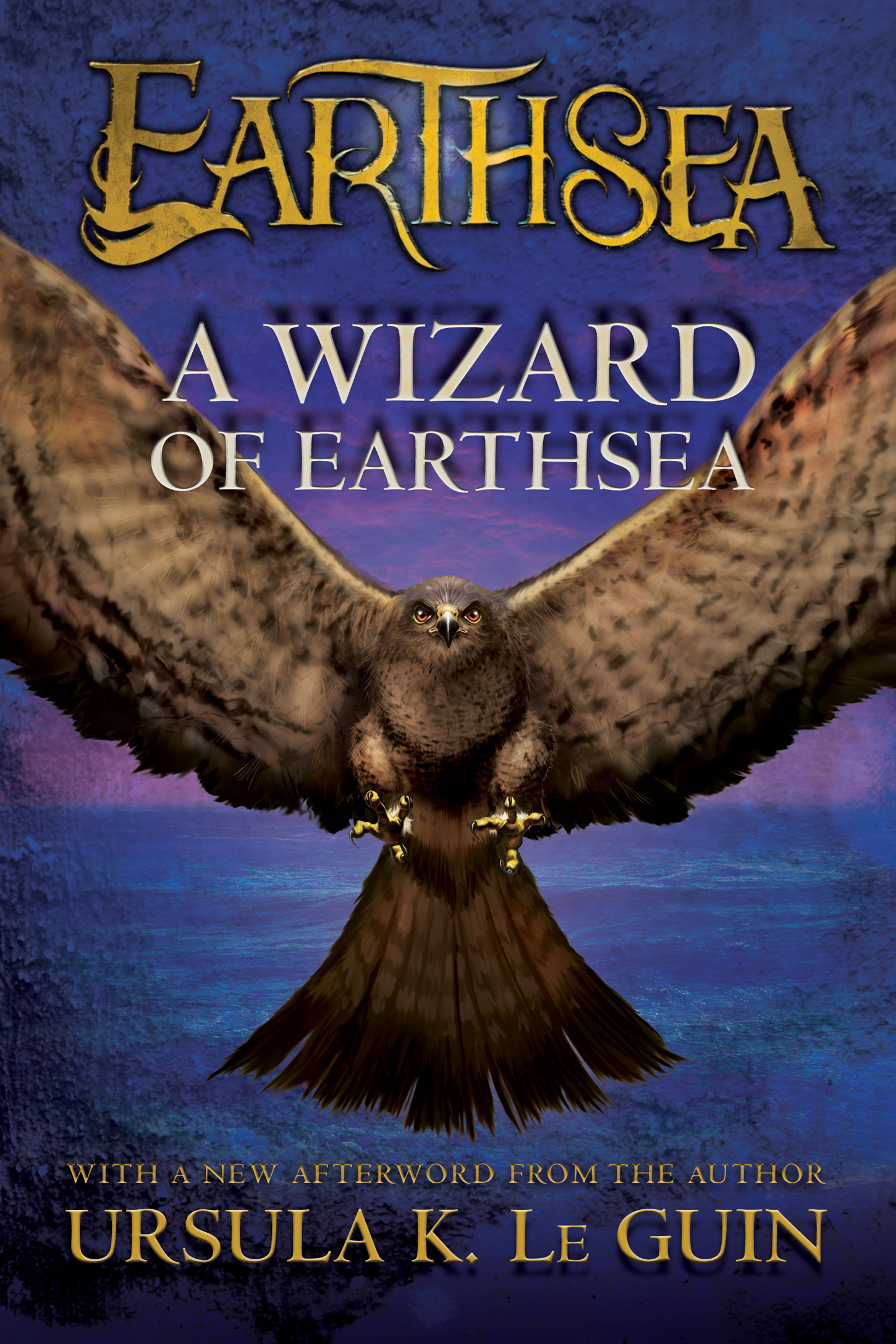 A Wizard of Earthsea-9780547722023