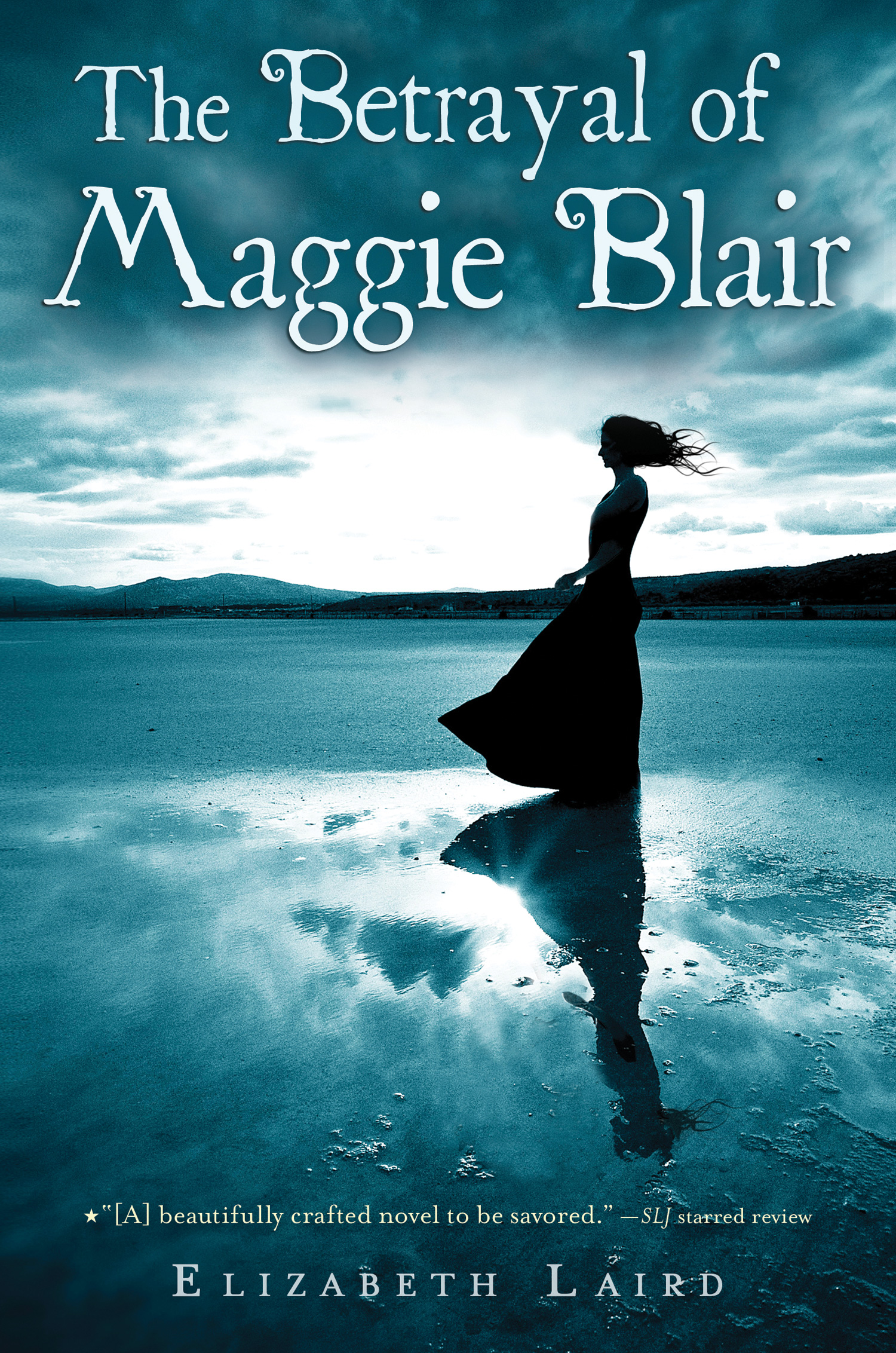 The Betrayal of Maggie Blair-9780547722061