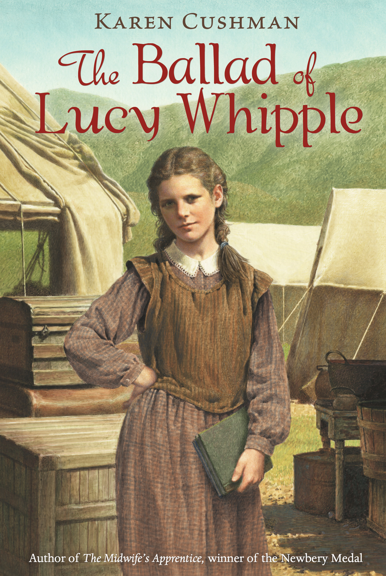 The Ballad of Lucy Whipple-9780547722153