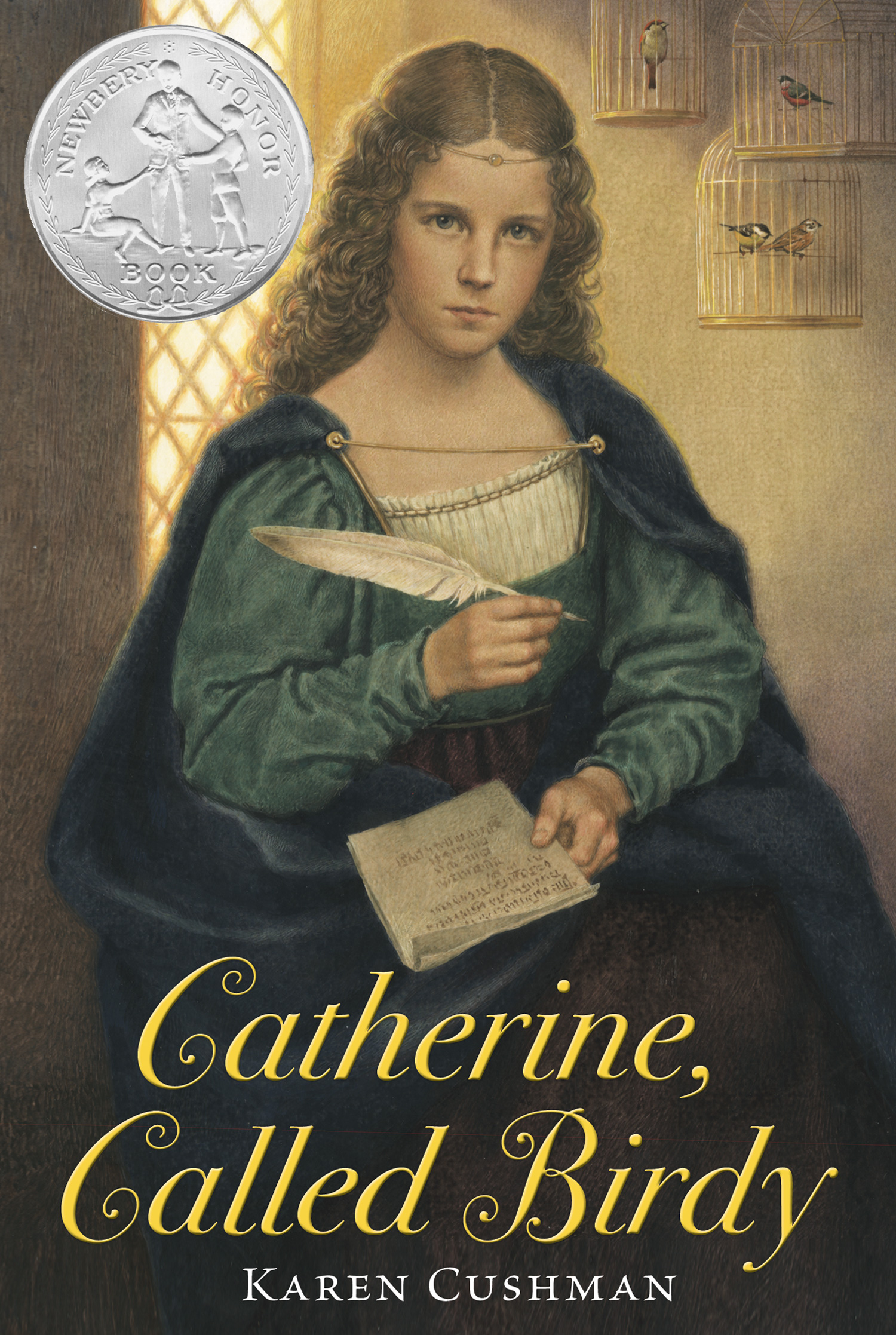 Catherine, Called Birdy-9780547722184