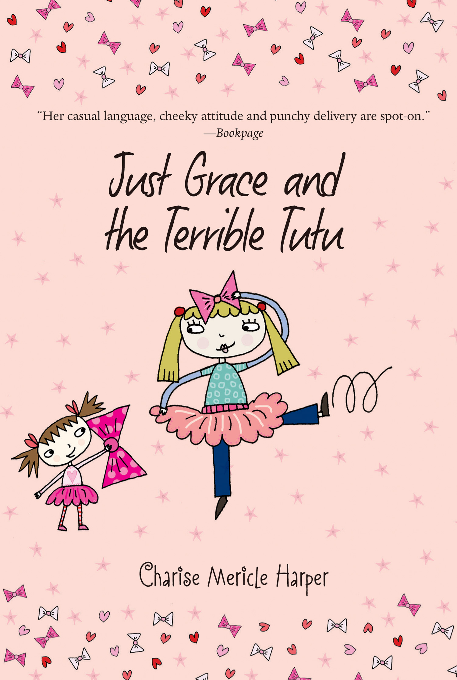 Just Grace and the Terrible Tutu-9780547722276