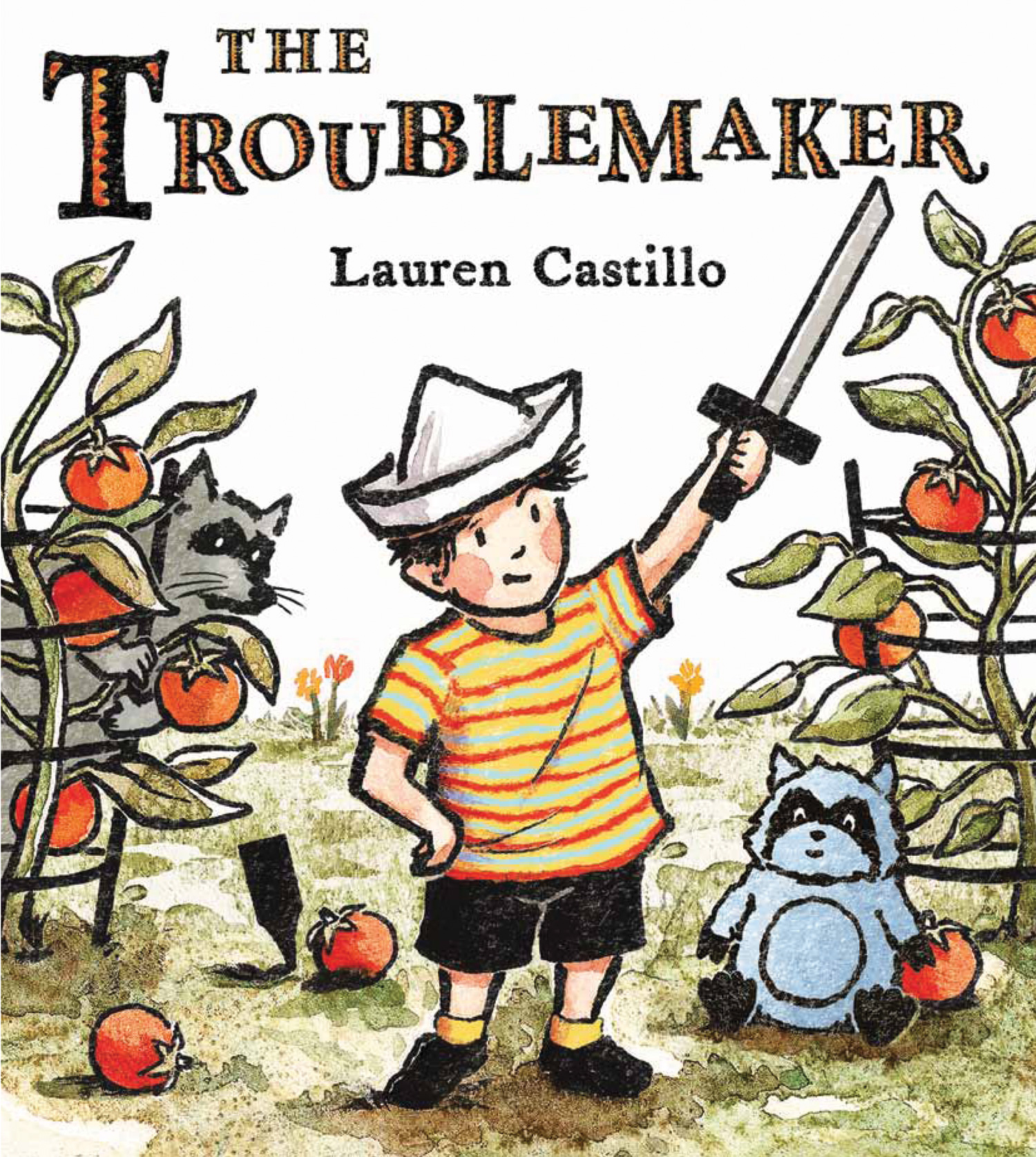 The Troublemaker-9780547729916