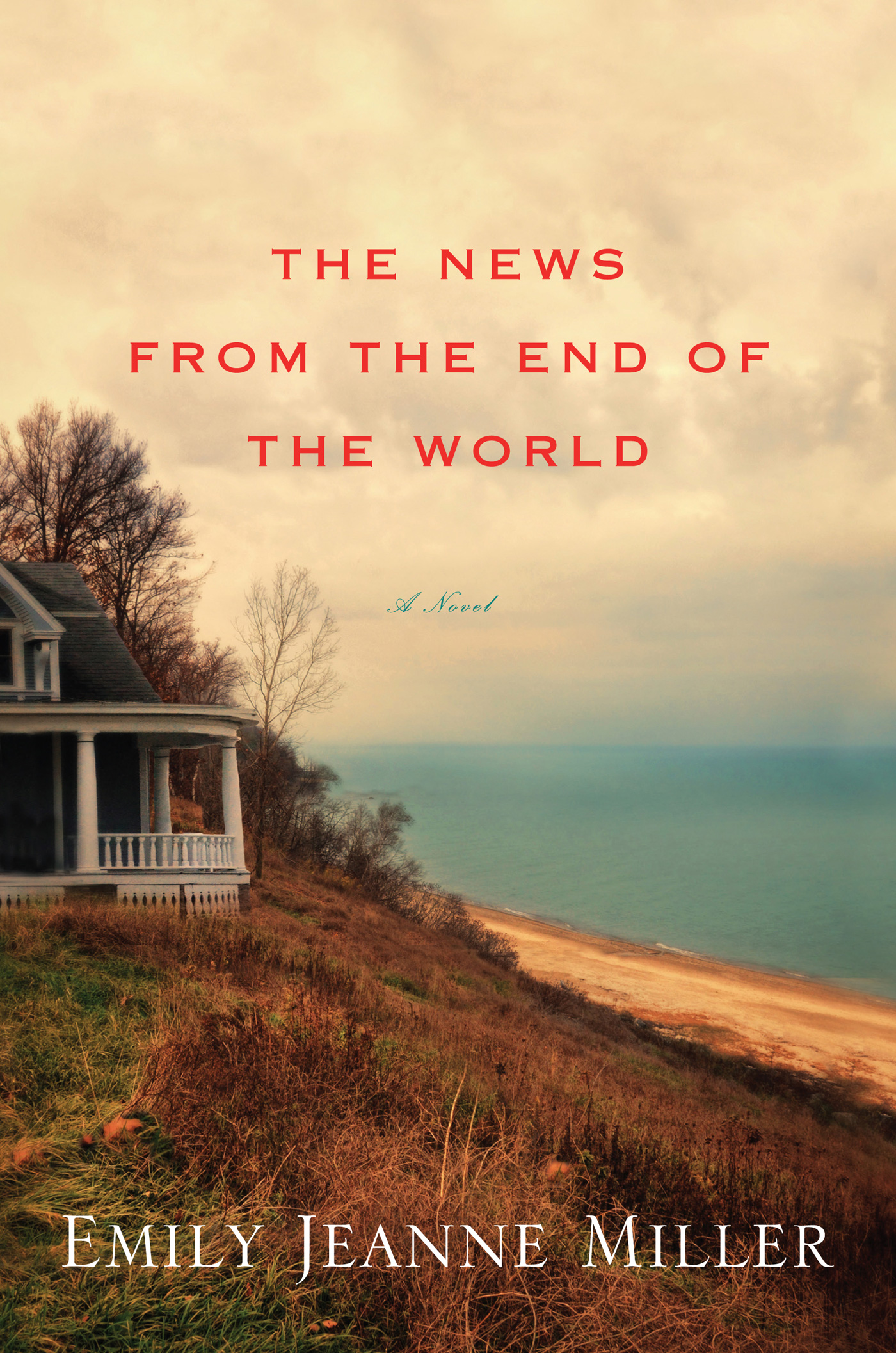 The News from the End of the World-9780547734415