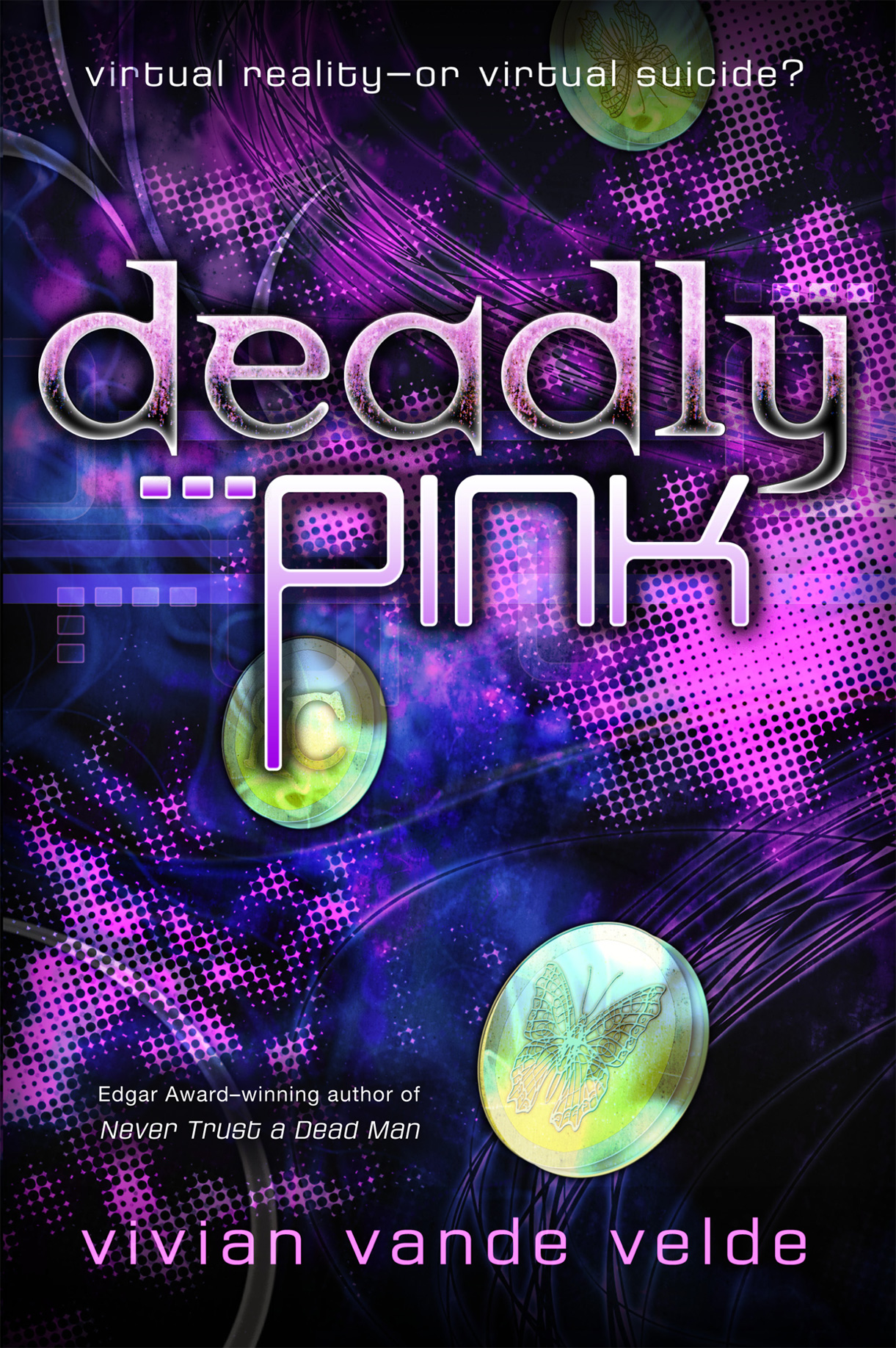 Deadly Pink-9780547738505