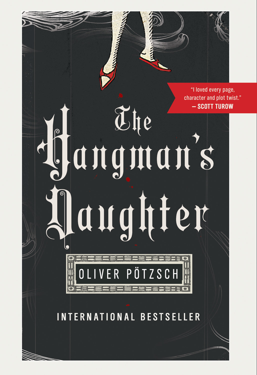 The Hangman's Daughter-9780547745015
