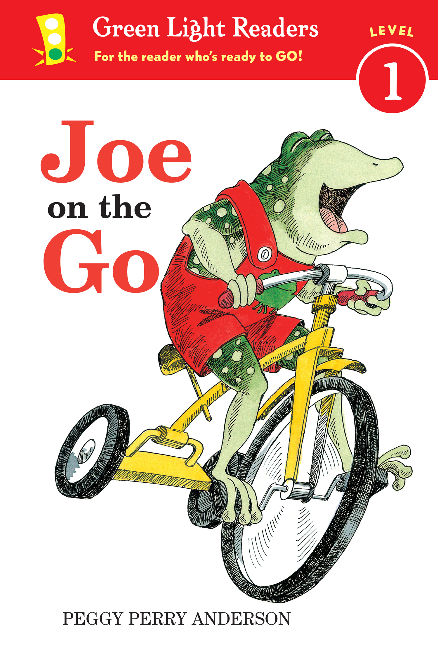 JOE ON THE GO-9780547745633
