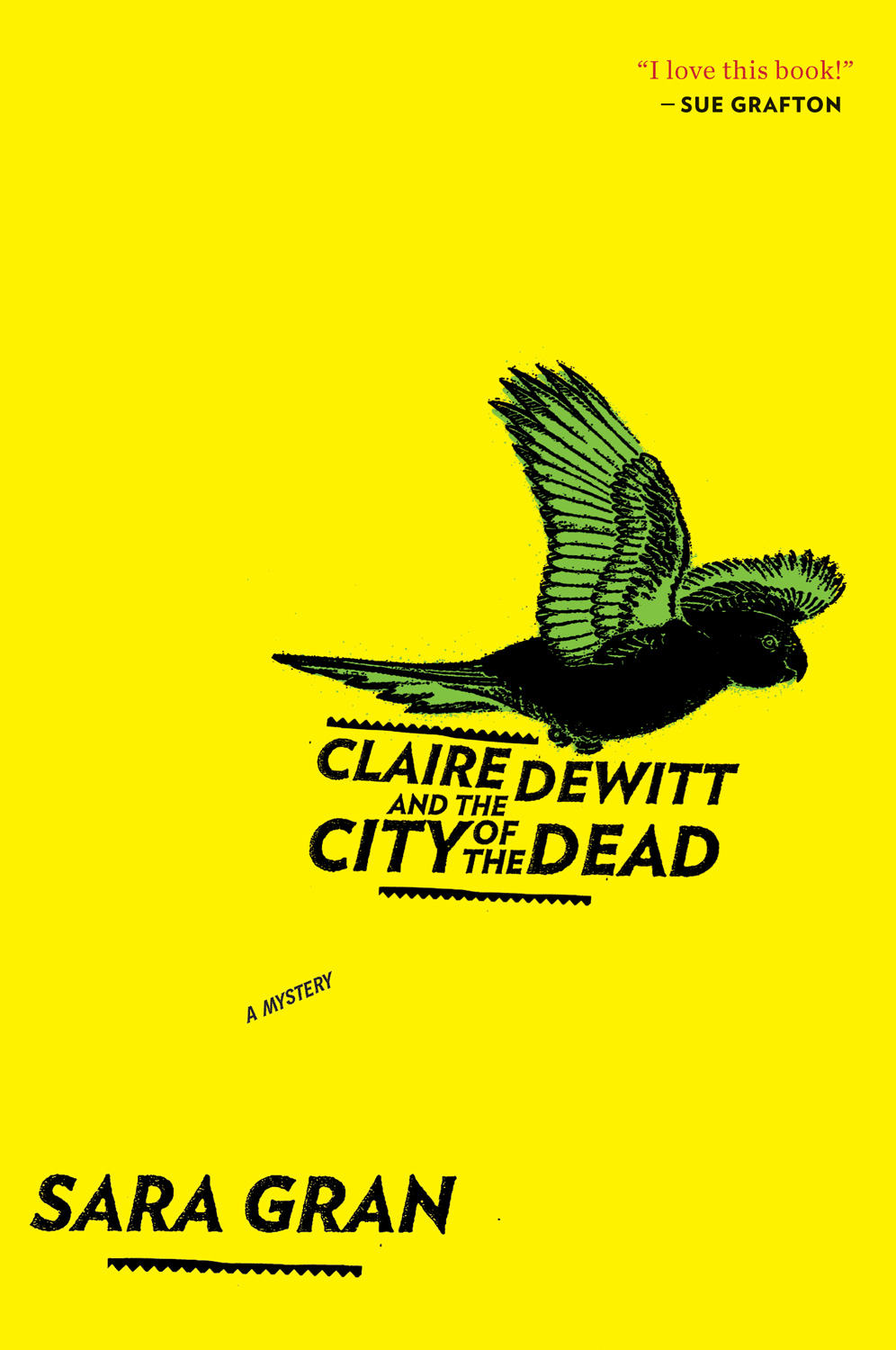 Claire DeWitt and the City of the Dead-9780547747613