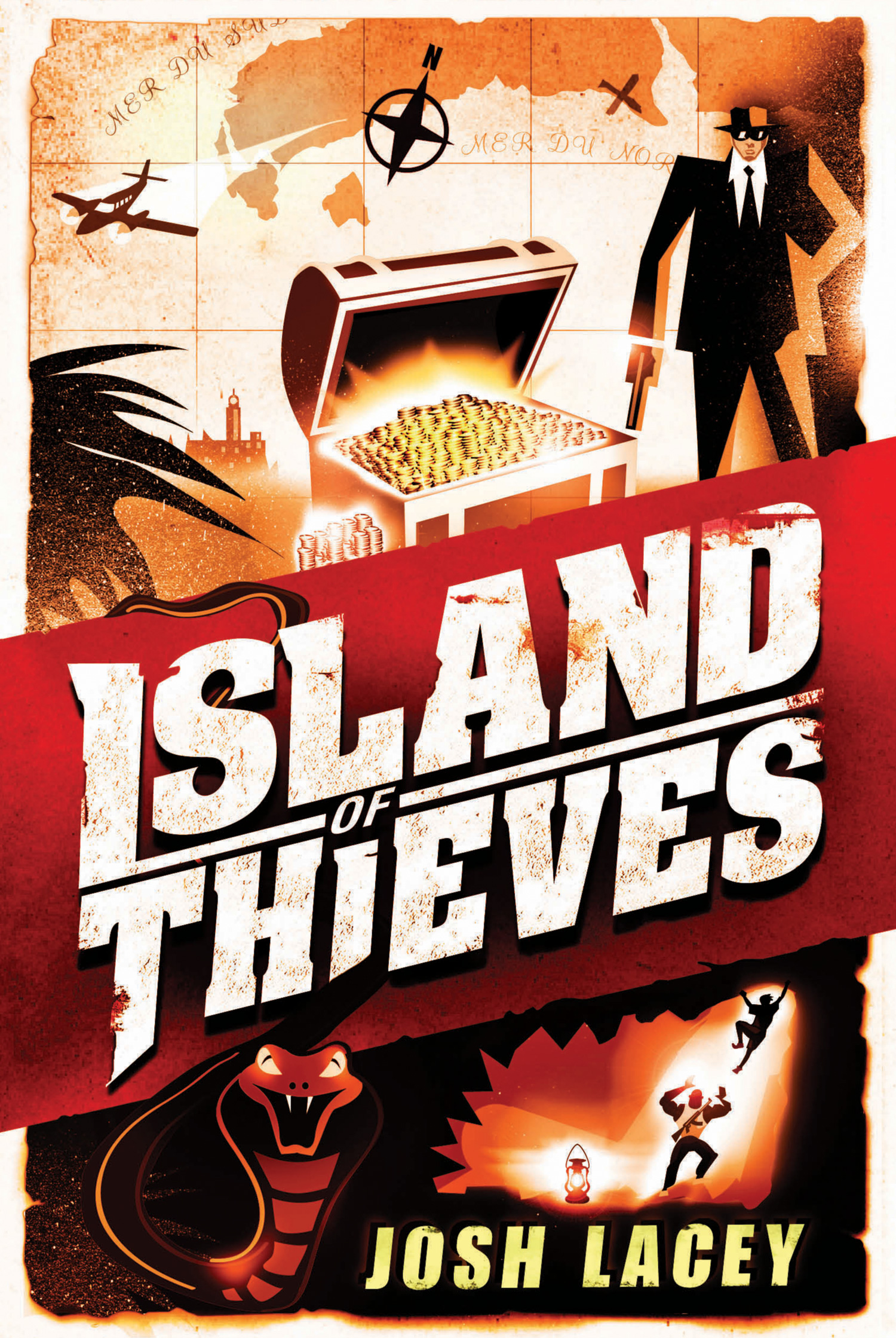 Island of Thieves-9780547763279