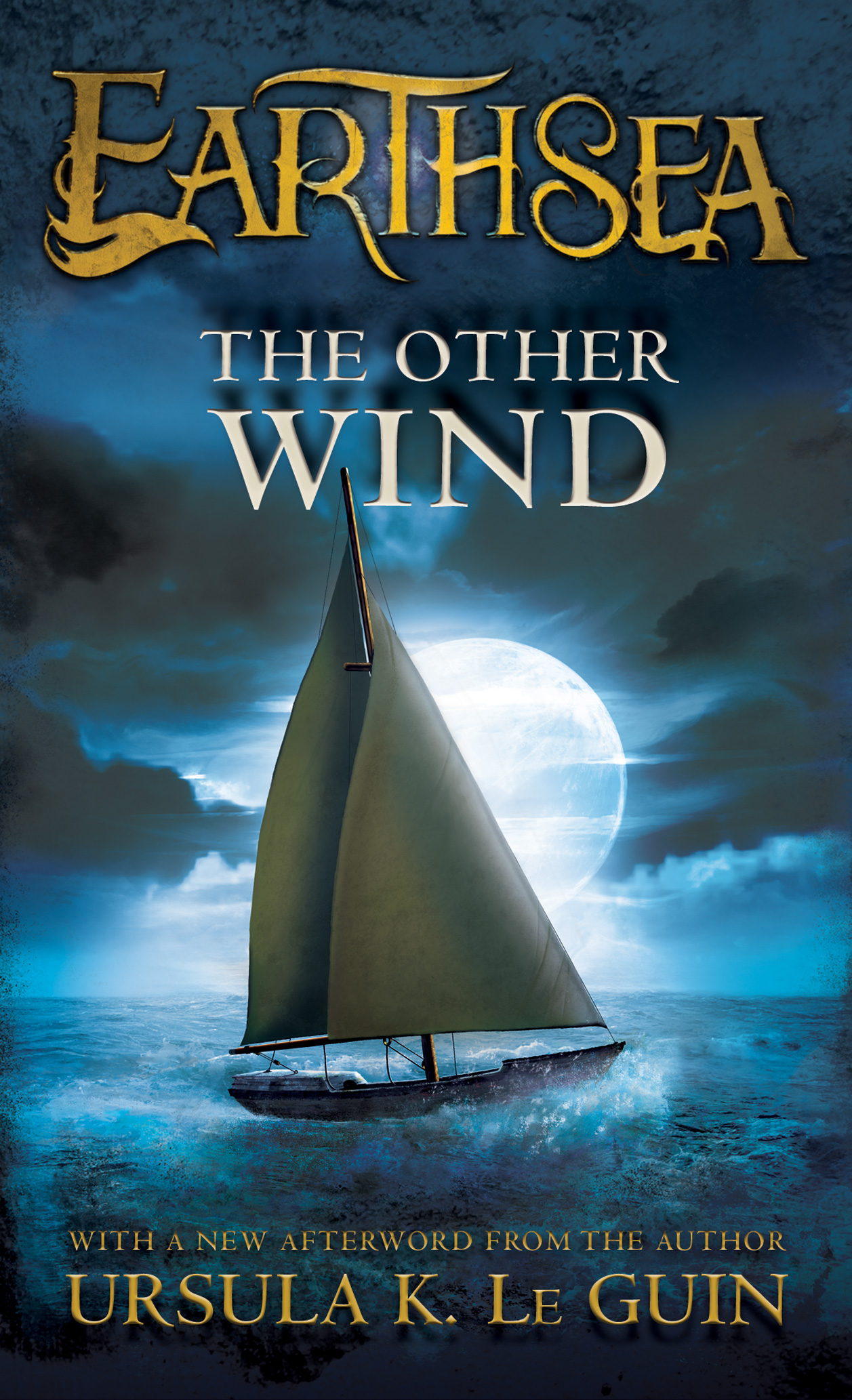 The Other Wind-9780547773728