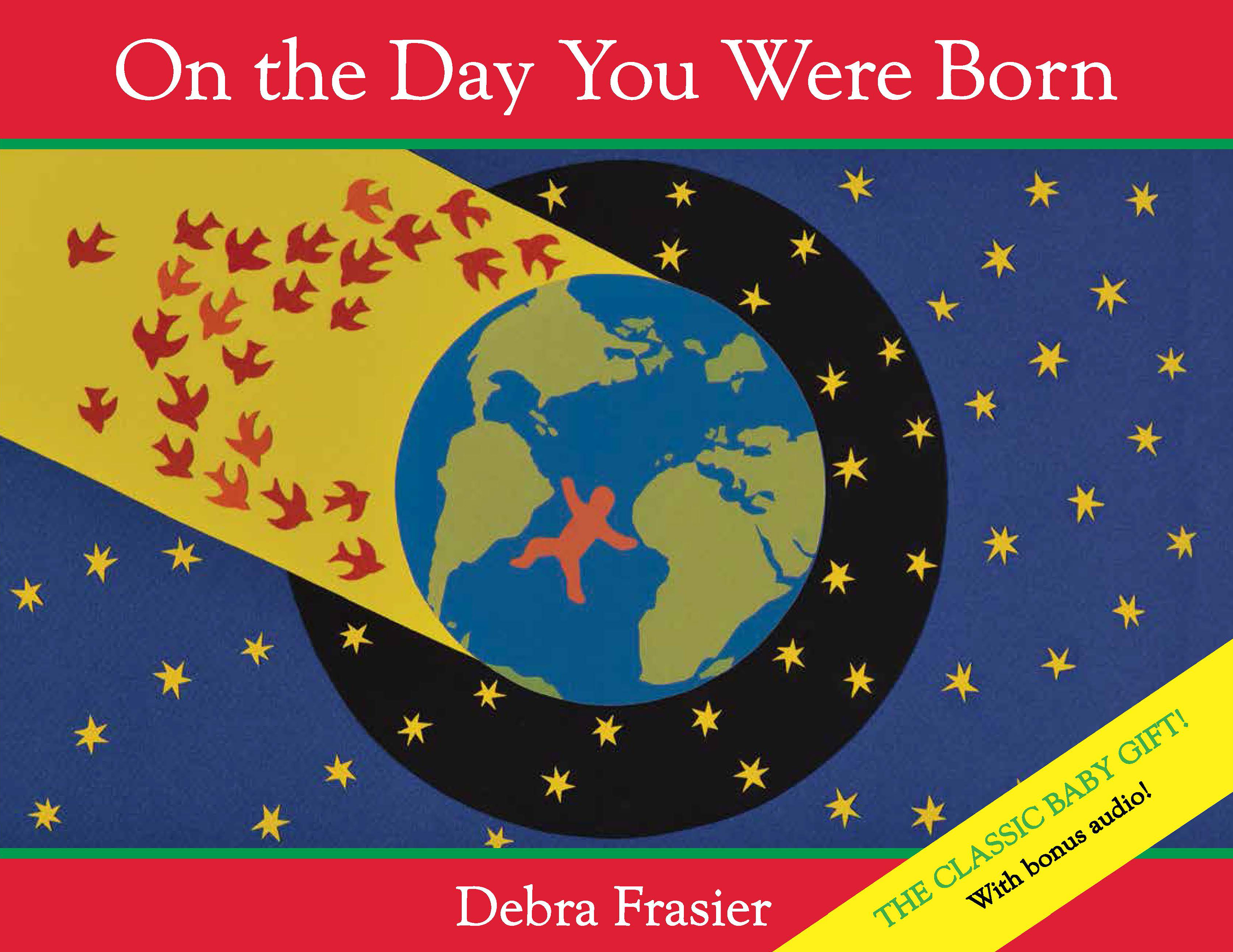 On the Day You Were Born-9780547790459
