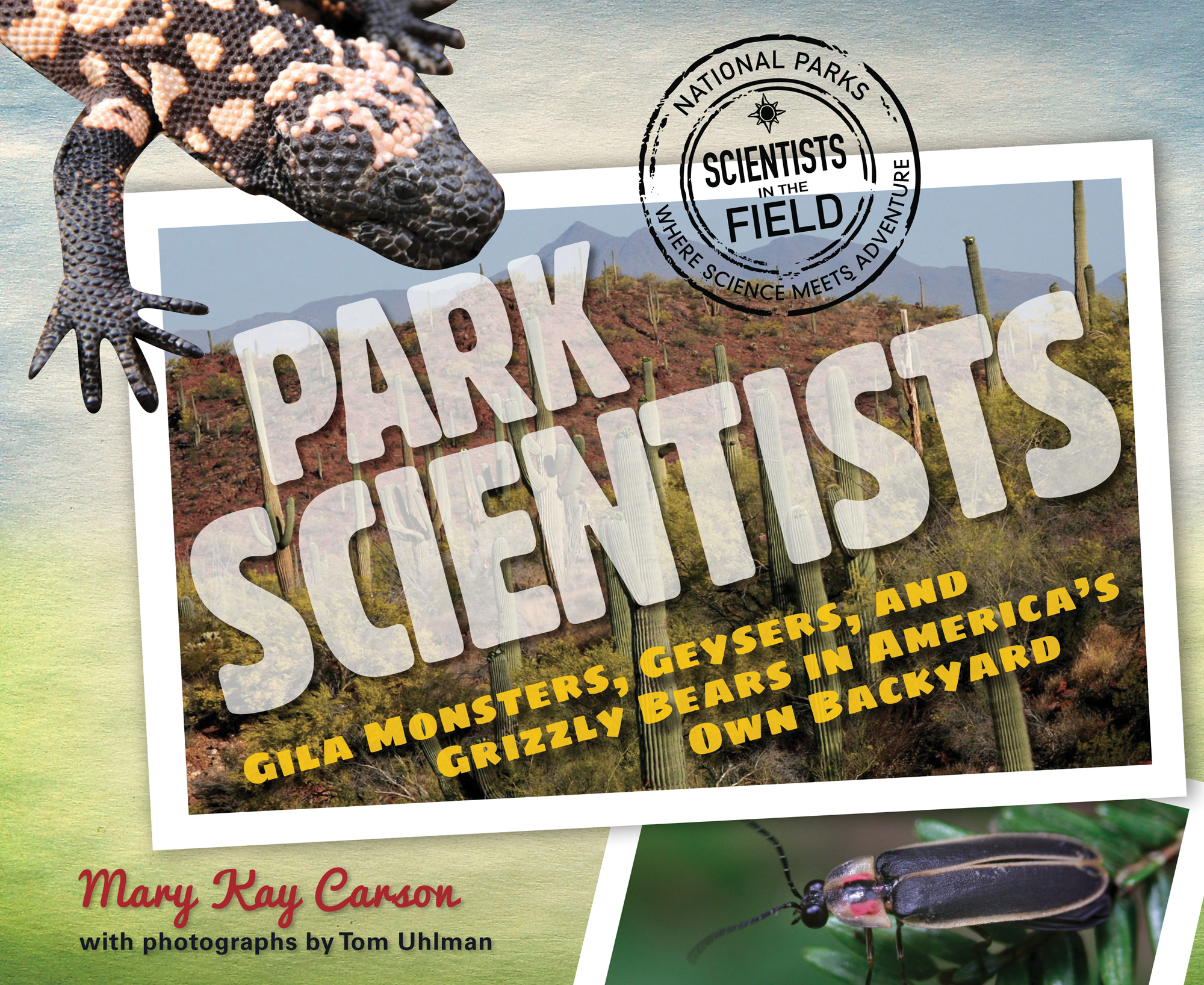 Park Scientists-9780547792682