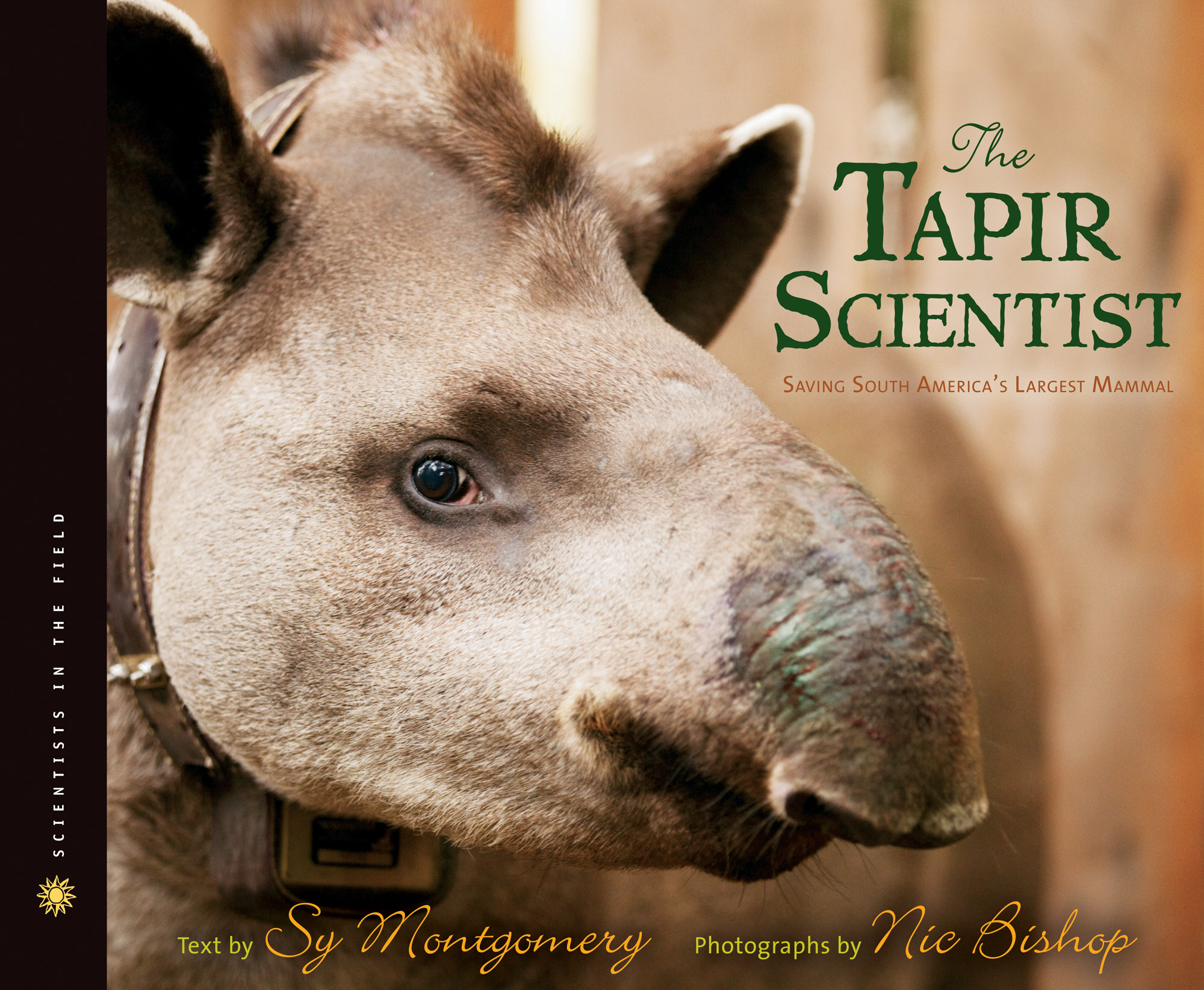 The Tapir Scientist-9780547815480