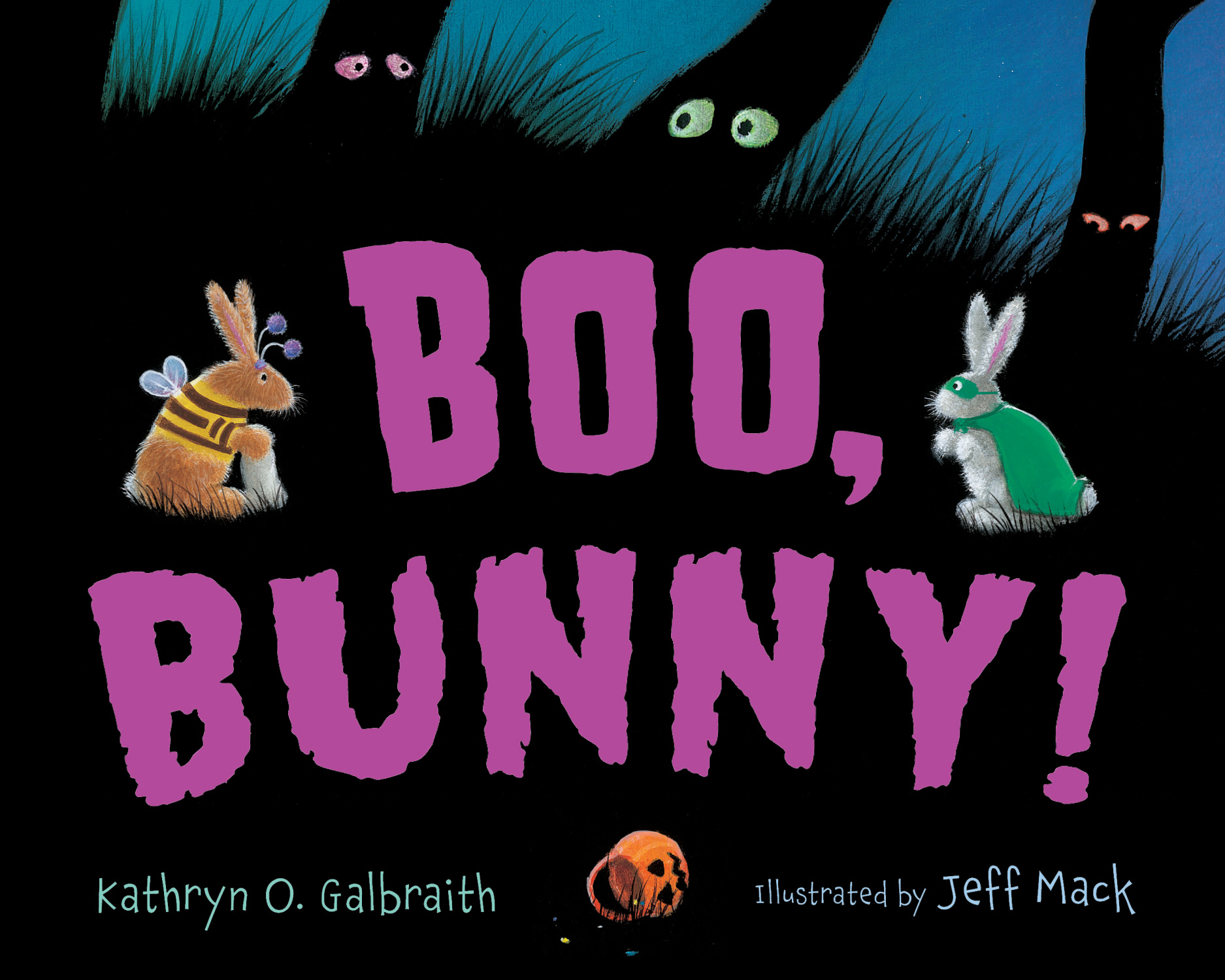 Boo, Bunny! board book-9780547818504