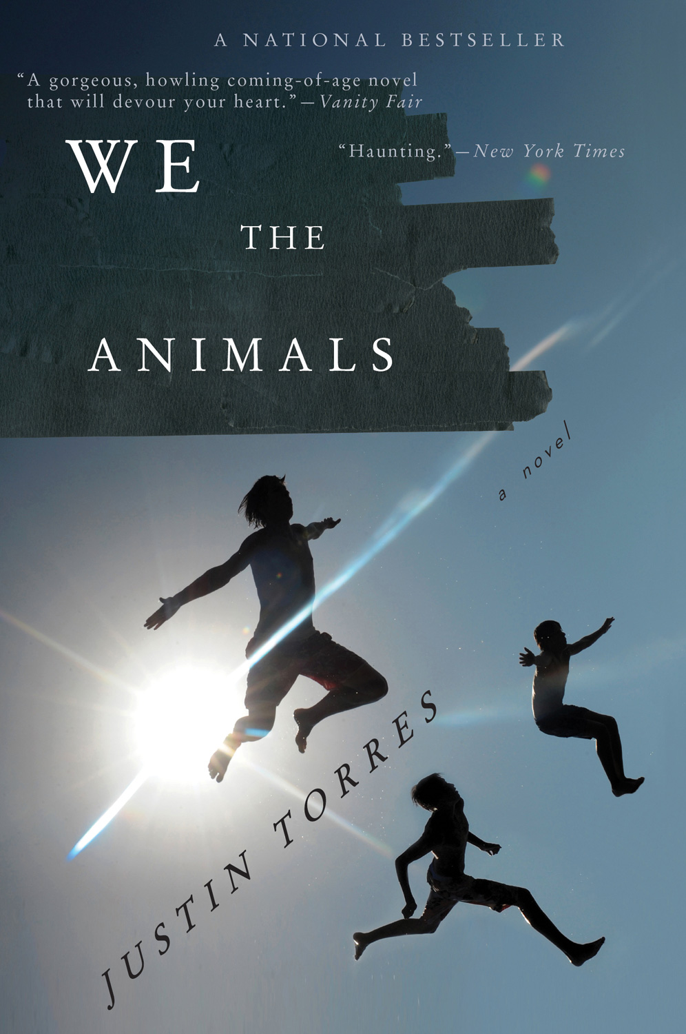 We the Animals-9780547844190