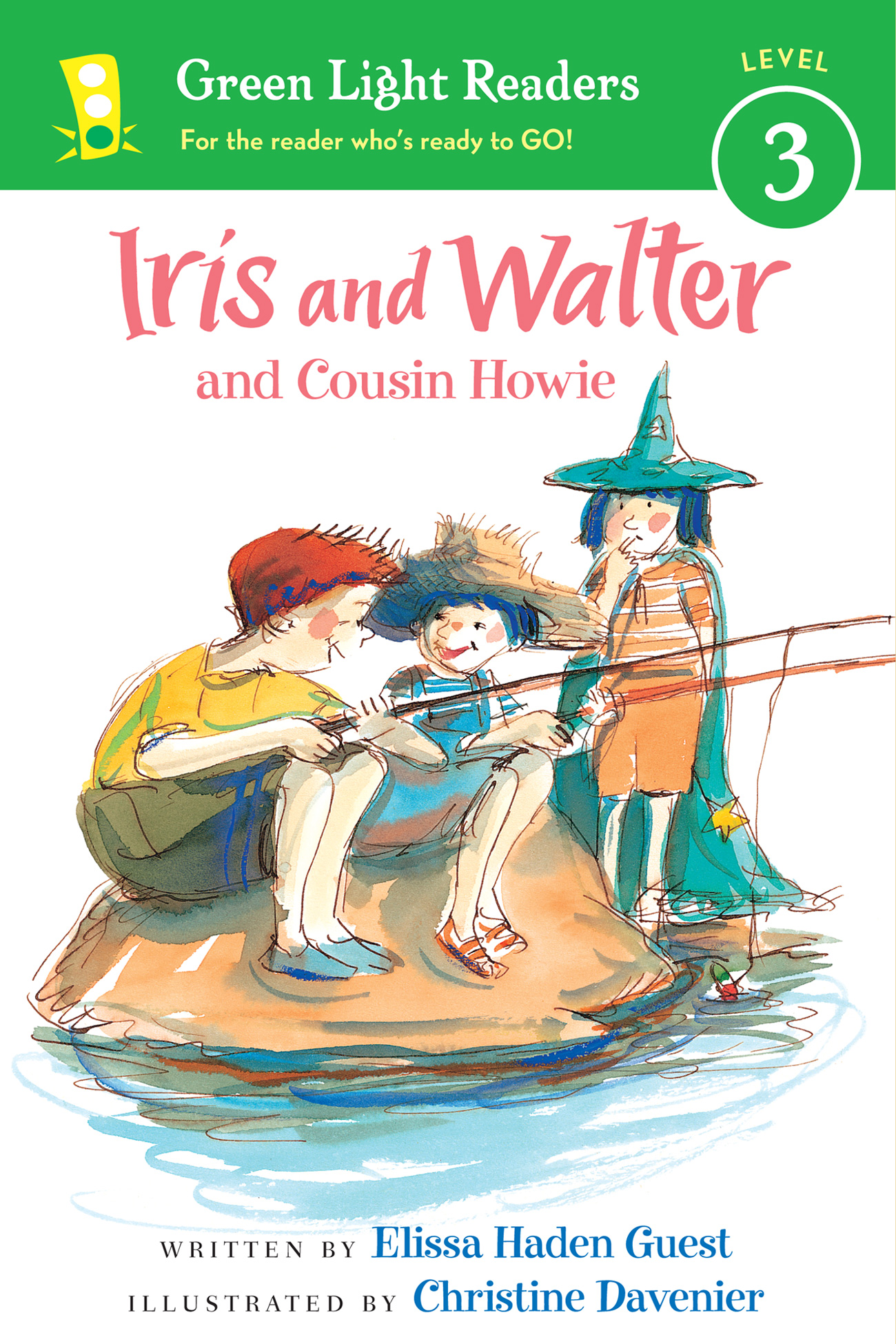 Iris and Walter and Cousin Howie-9780547850689