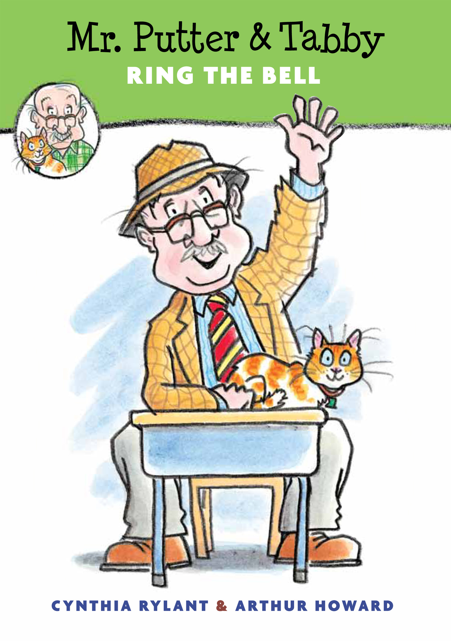 Mr. Putter & Tabby Ring the Bell-9780547850757