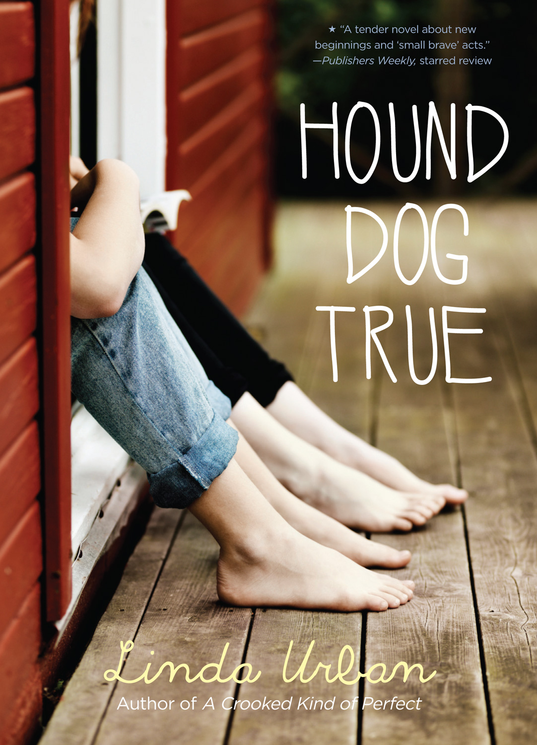 Hound Dog True-9780547850832