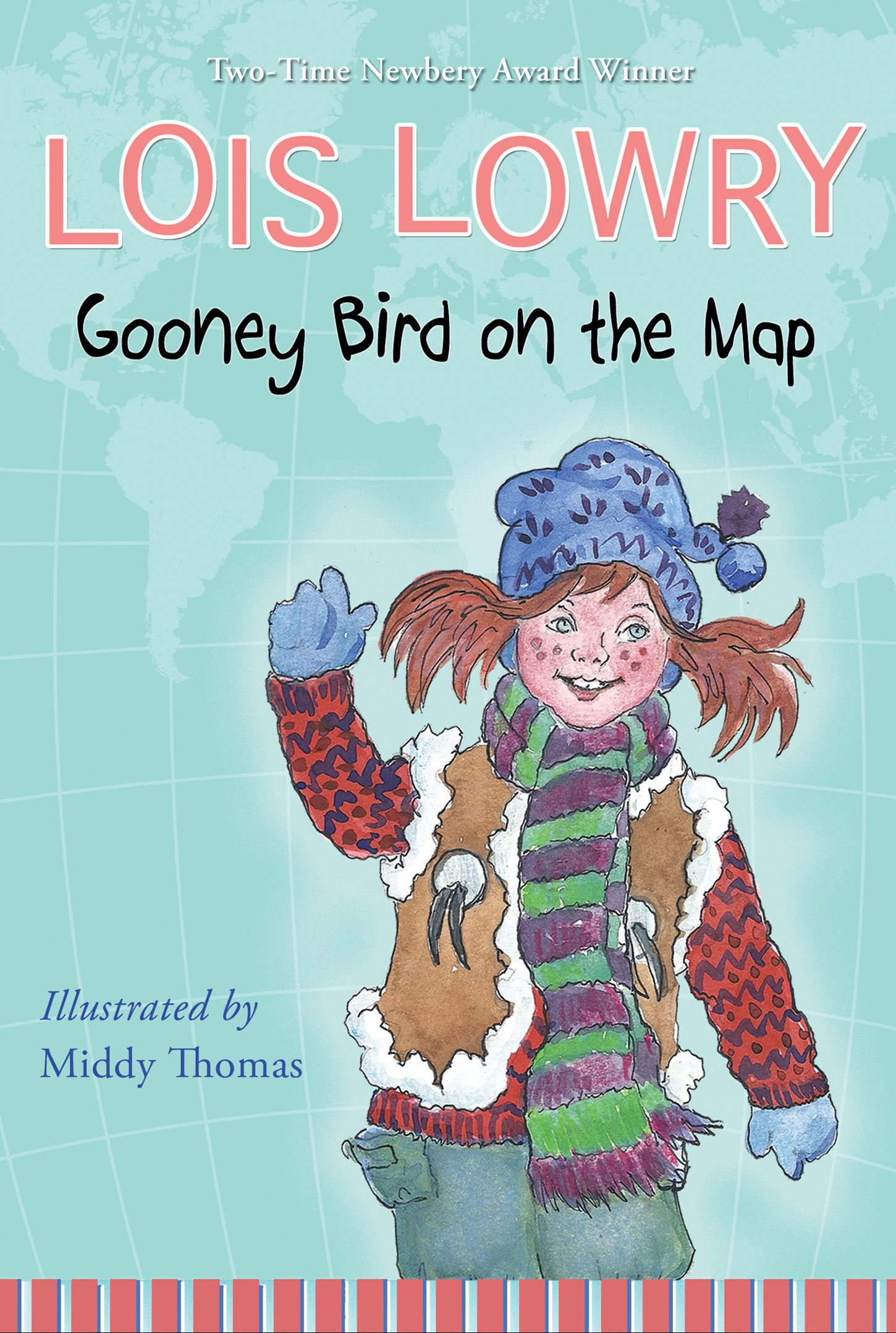 Gooney Bird on the Map-9780547850887