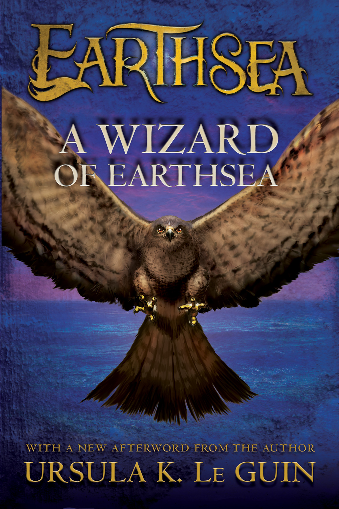 A Wizard of Earthsea-9780547851396